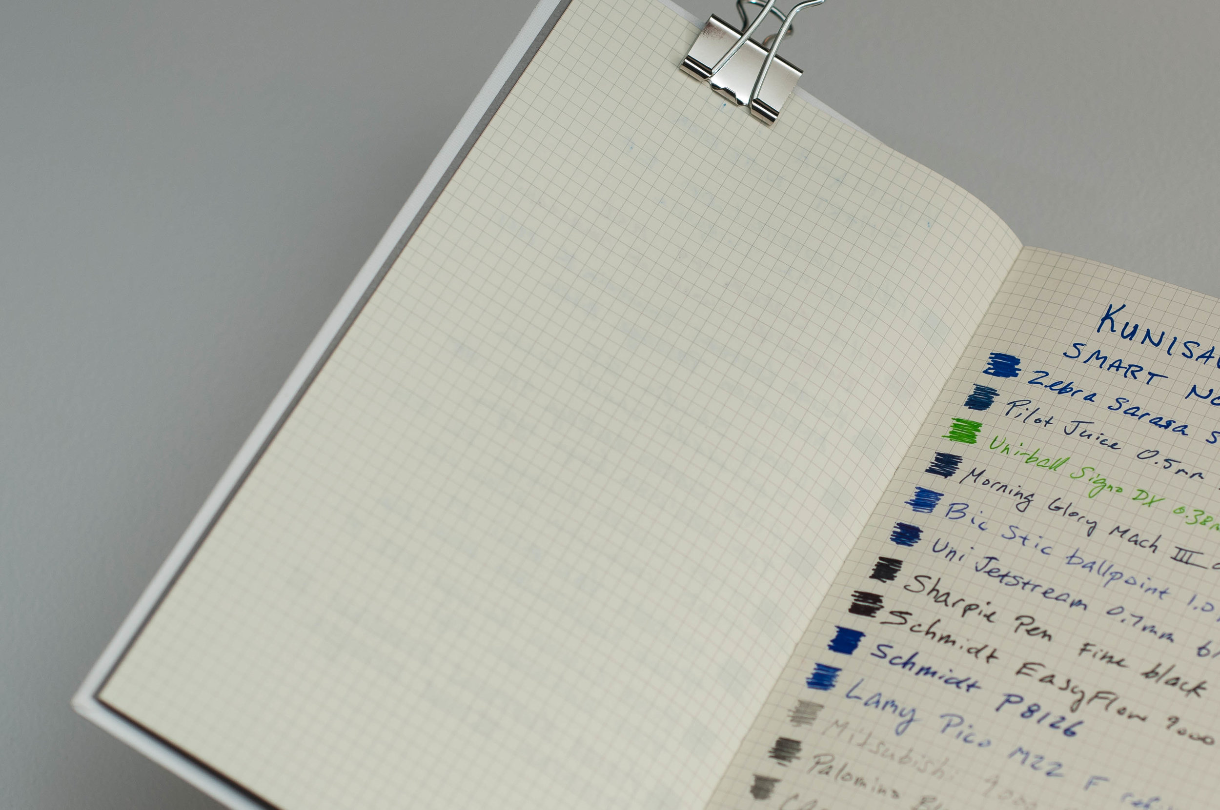 Kunisawa Find Smart Notebook Paper