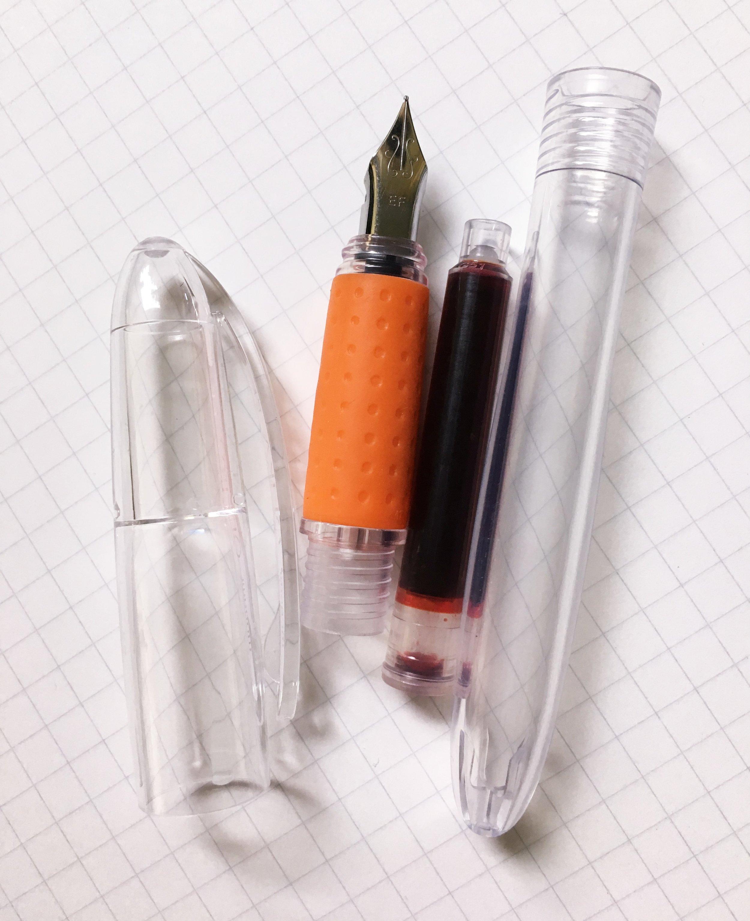 Monami Olika Fountain Pen