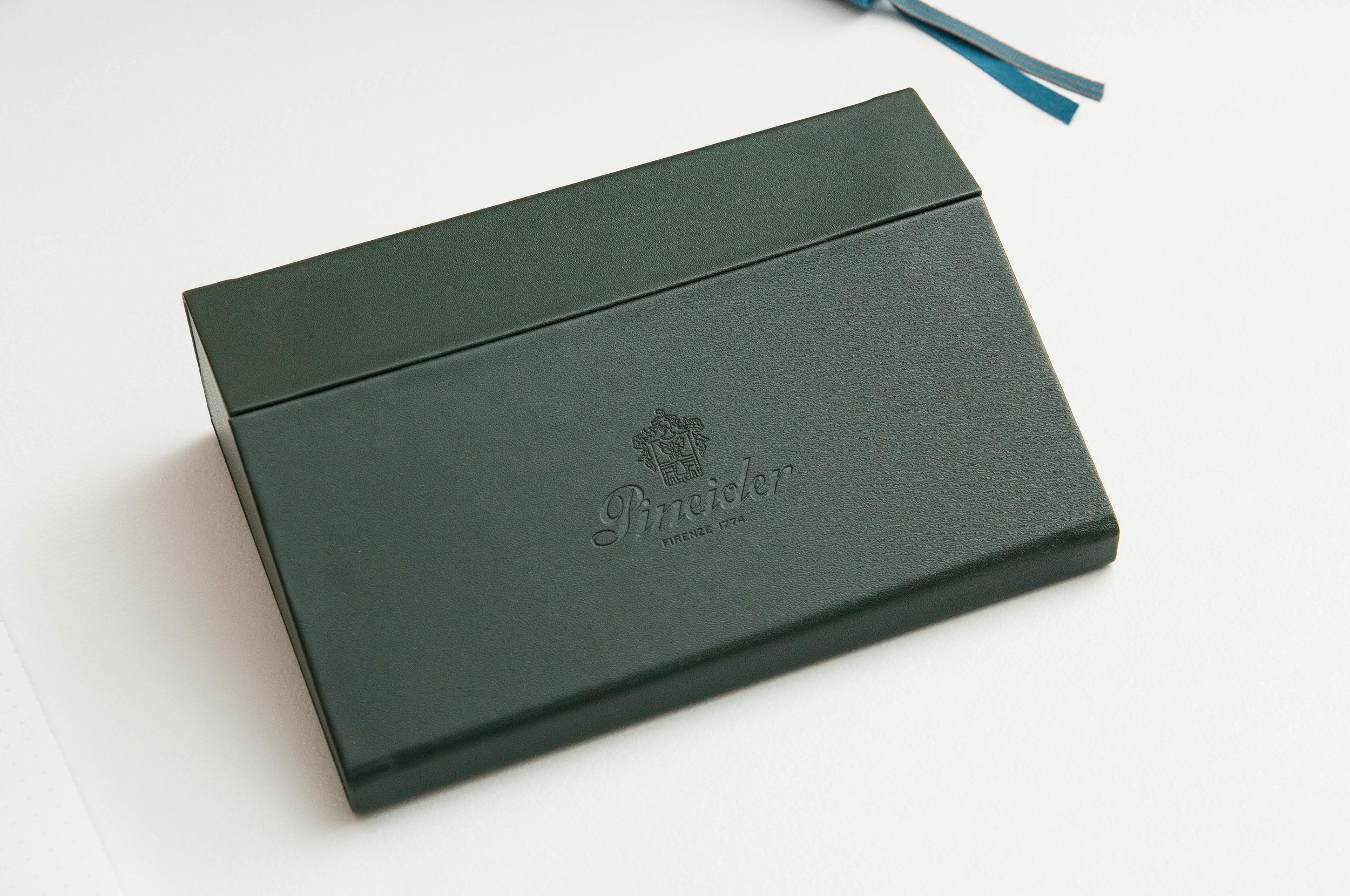 Pineider Avatar Fountain Pen Box