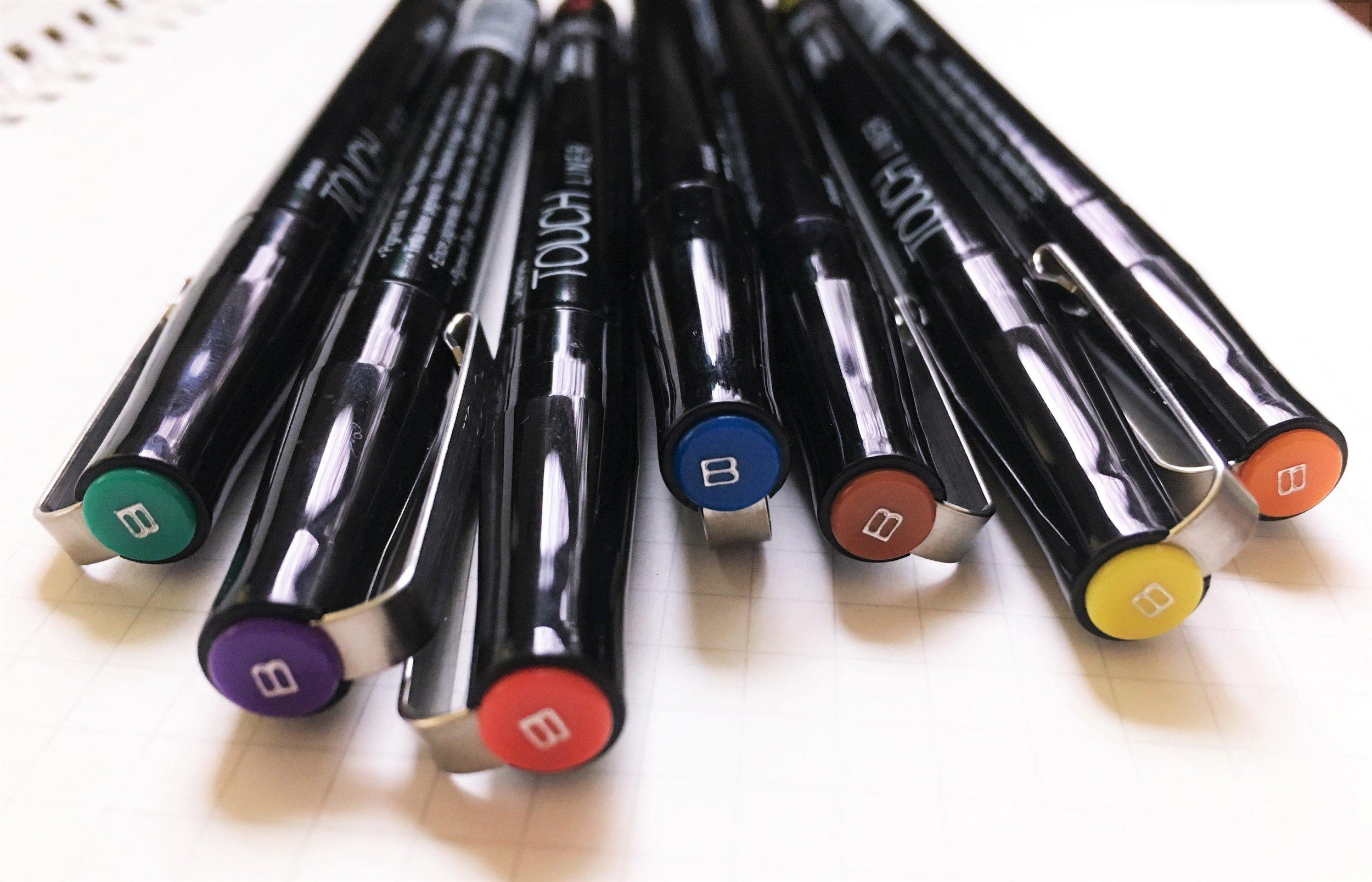 ShinHan Art Touch Liner Brush