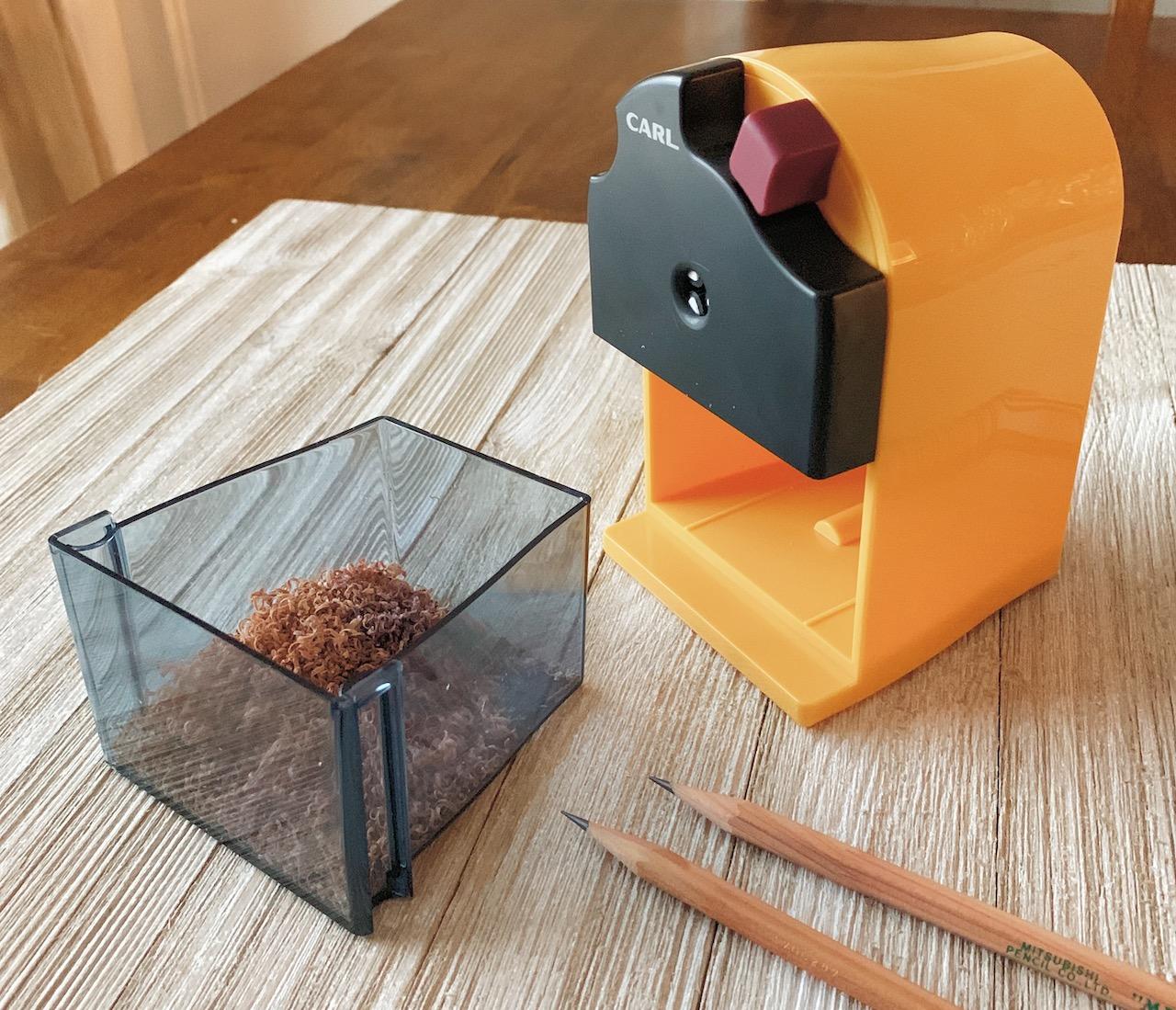 Carl Ein Pencil Sharpener Tray