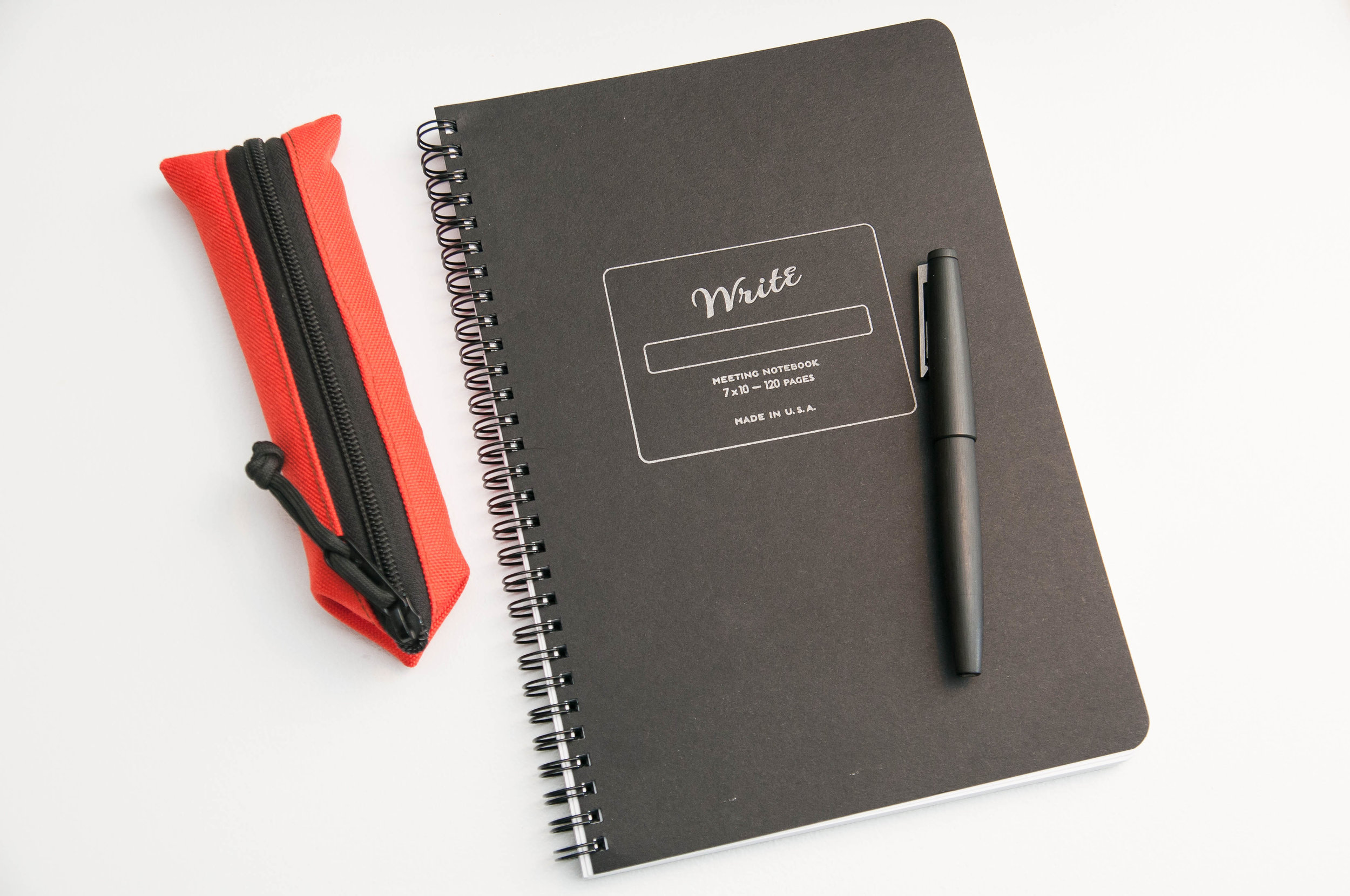 Write Notepads Meeting Notebook Review