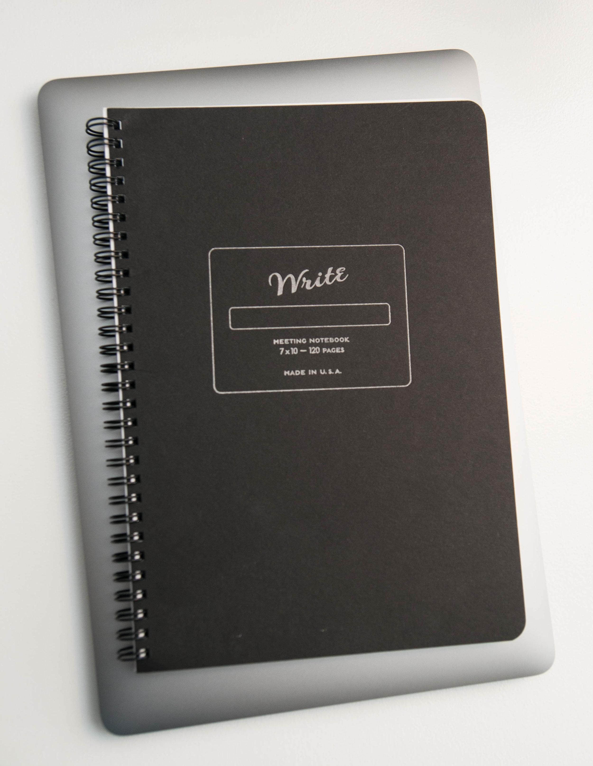 Write Notepads Meeting Notebook
