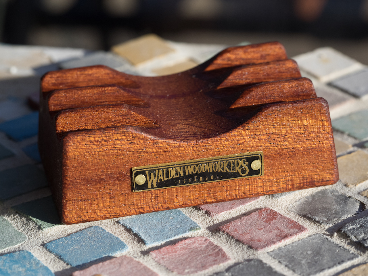 The Pen Rest by Walden Woodworkers