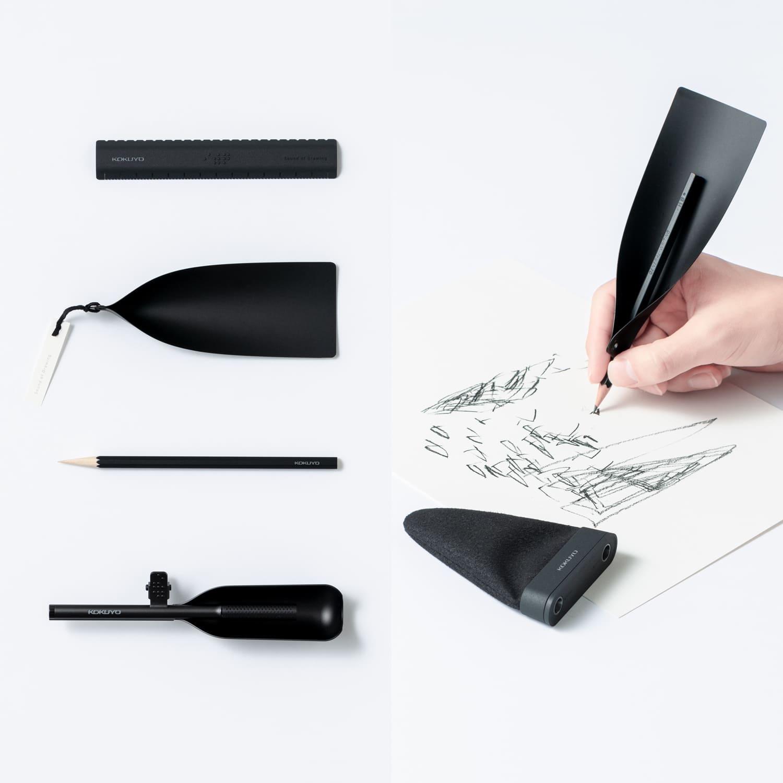 Kokuyo Design Awards Sound of Drawing