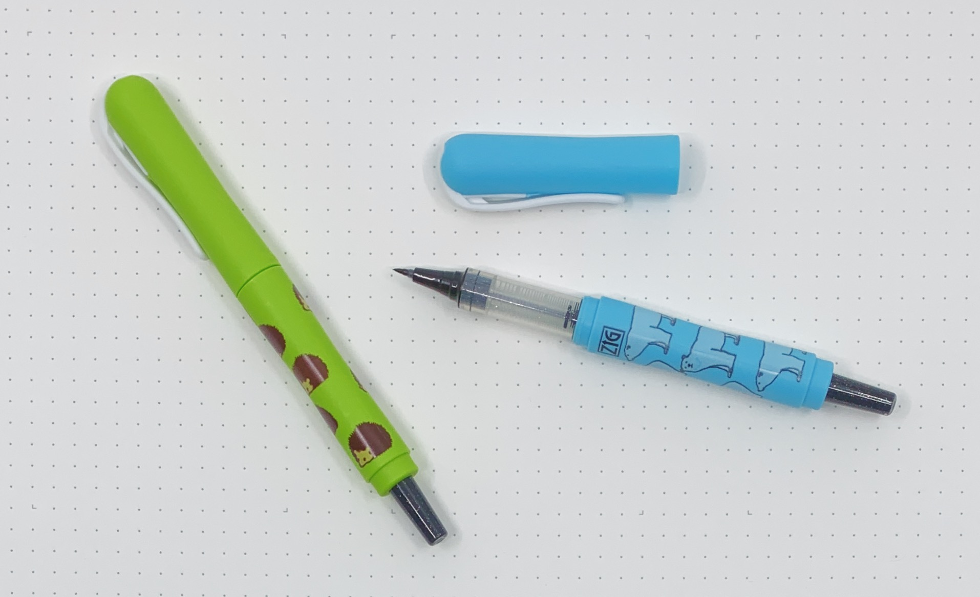 Kokuyo Zig Cocoiro Extra Fine Letter Pen