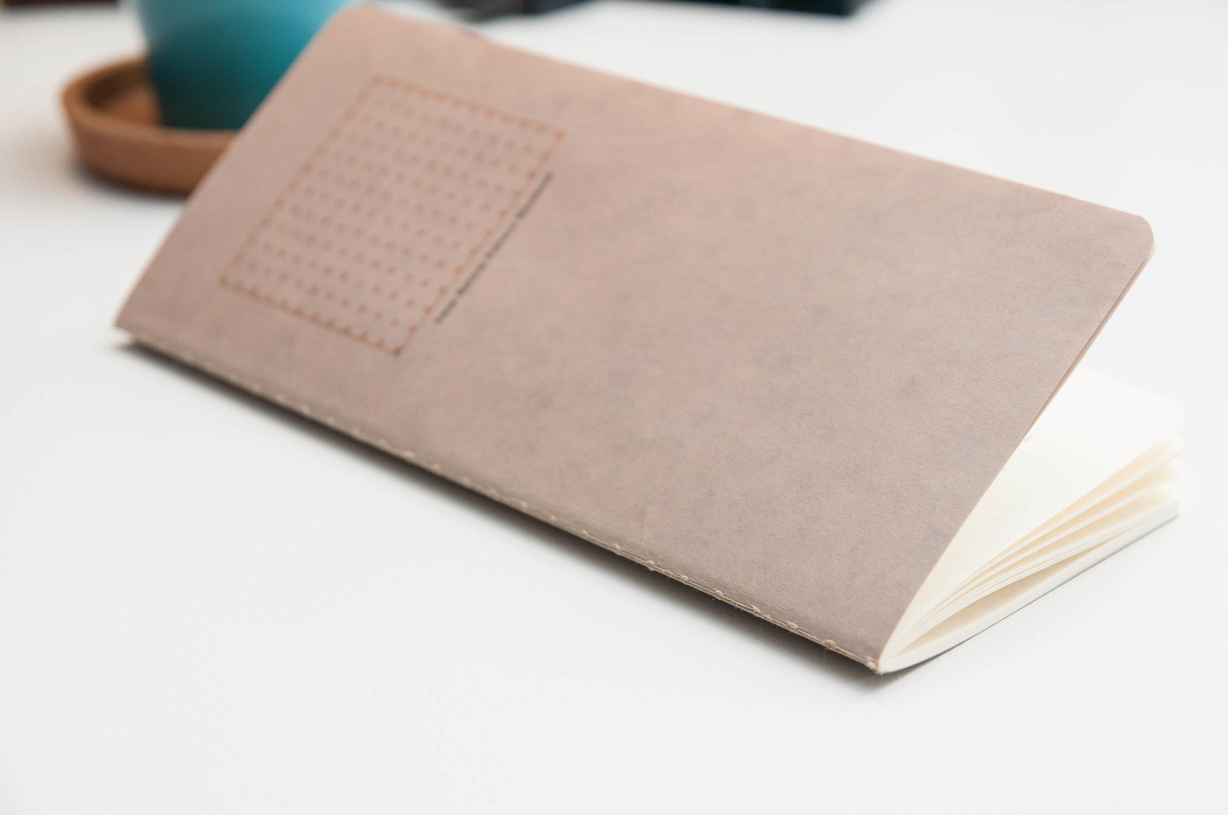Yamamoto Ro-Biki Reticle Notebook Review