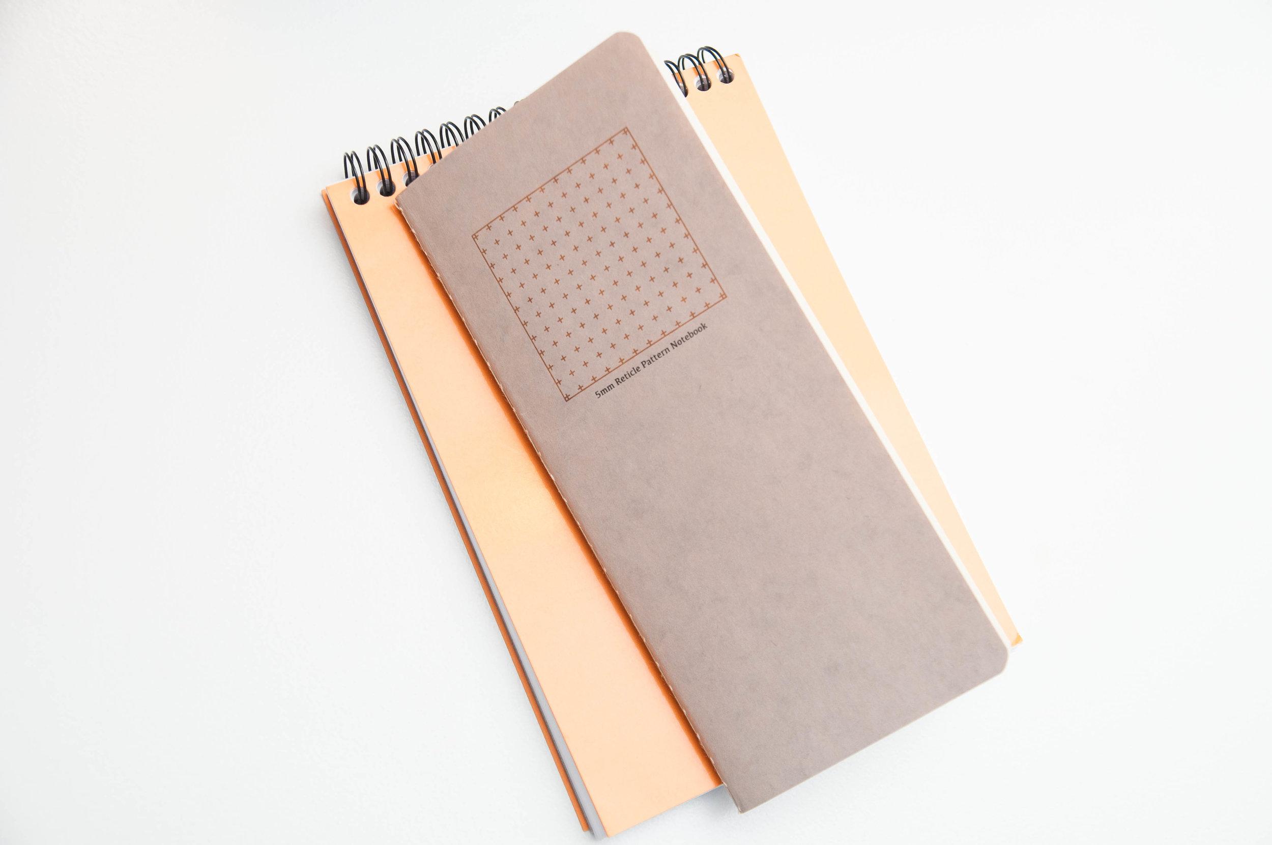 Yamamoto Ro-Biki Reticle Notebook
