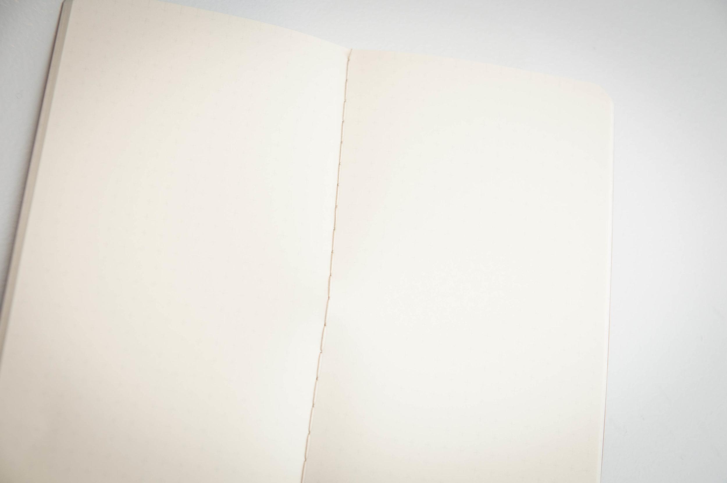 Yamamoto Ro-Biki Reticle Notebook Binding