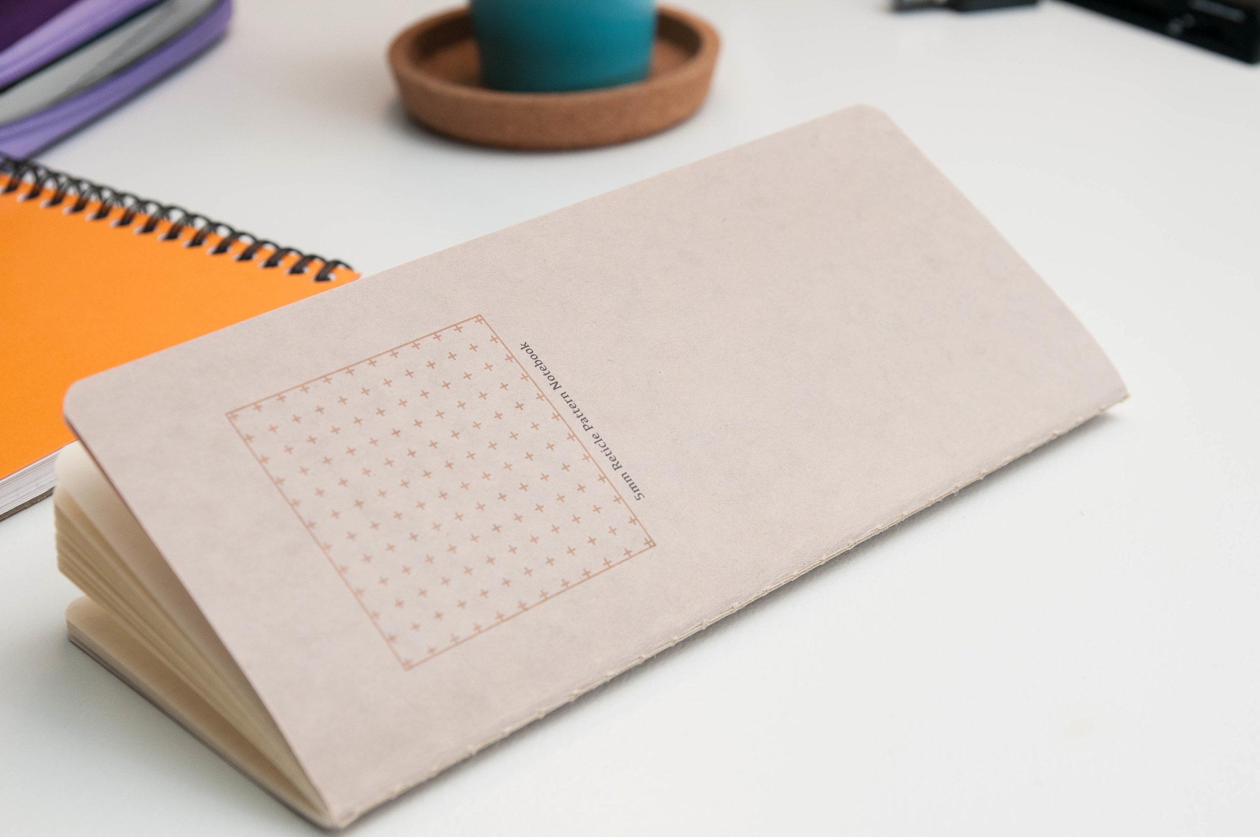 Yamamoto Ro-Biki Reticle Notebook Cover