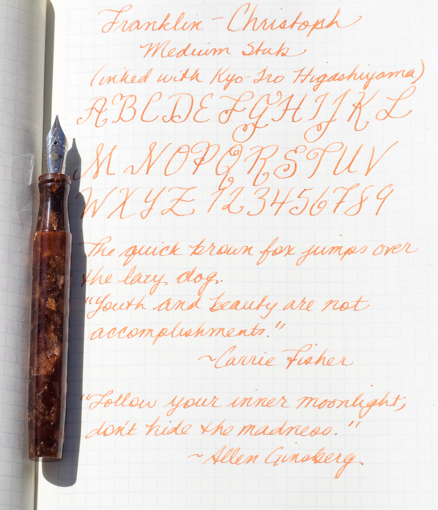Franklin-Christoph Model 46 Kyo Iro