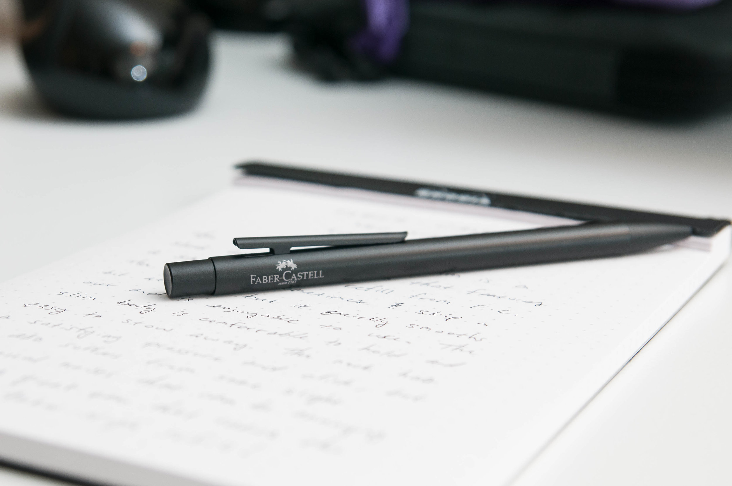 Faber-Castell NEO Slim Rollerball Pen Review