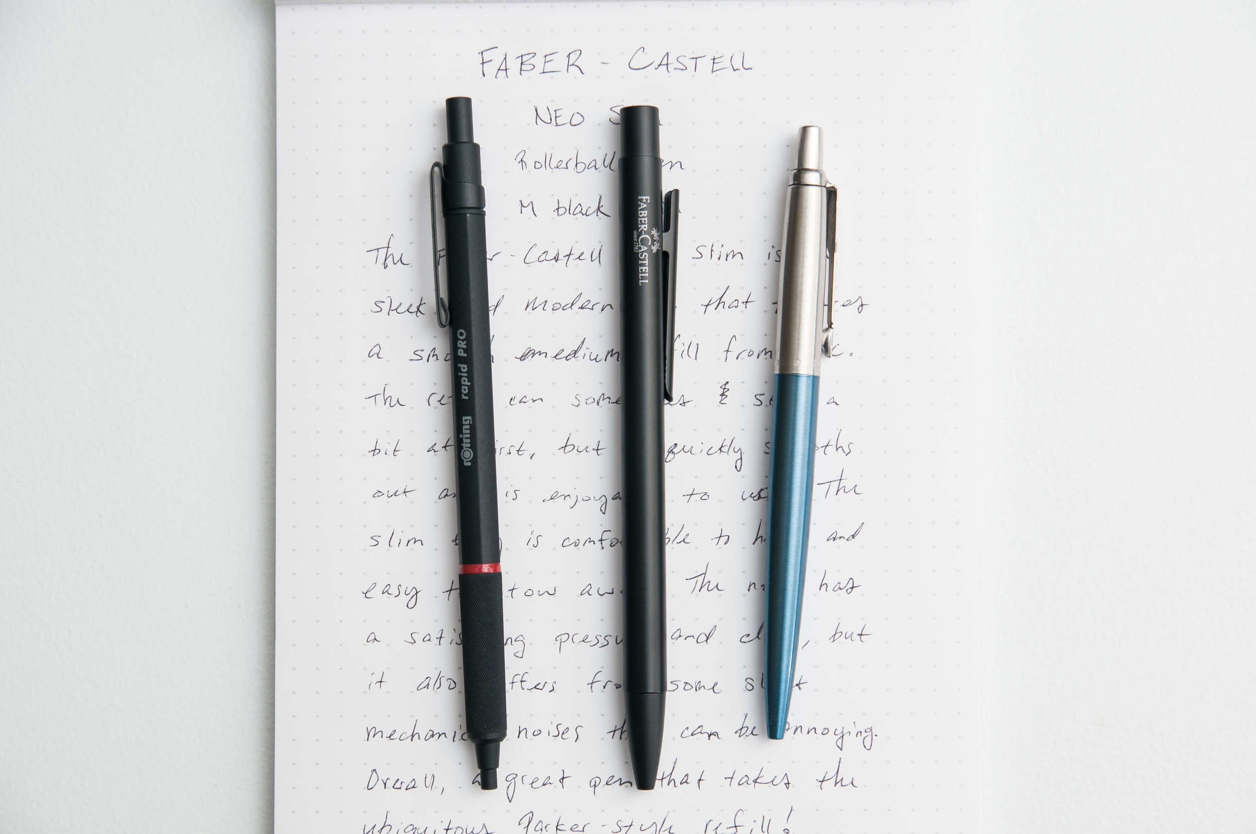 Faber-Castell NEO Slim Rollerball