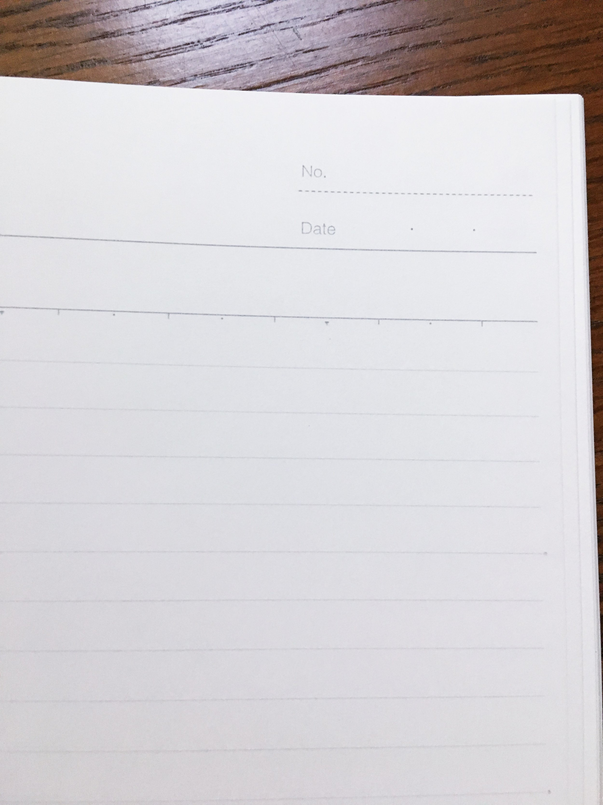 Kokuyo Campus High Grade MIO Paper Notebook