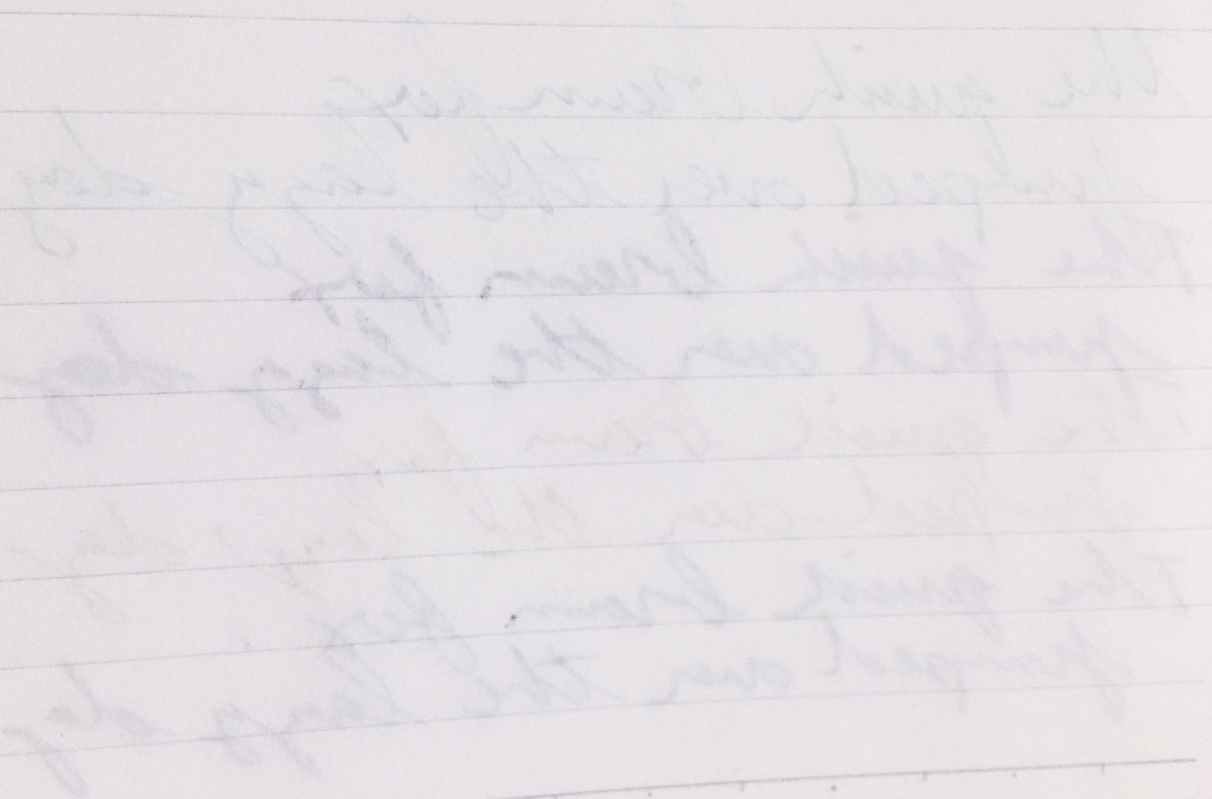 Kokuyo Campus High Grade MIO Paper Notebook Writing