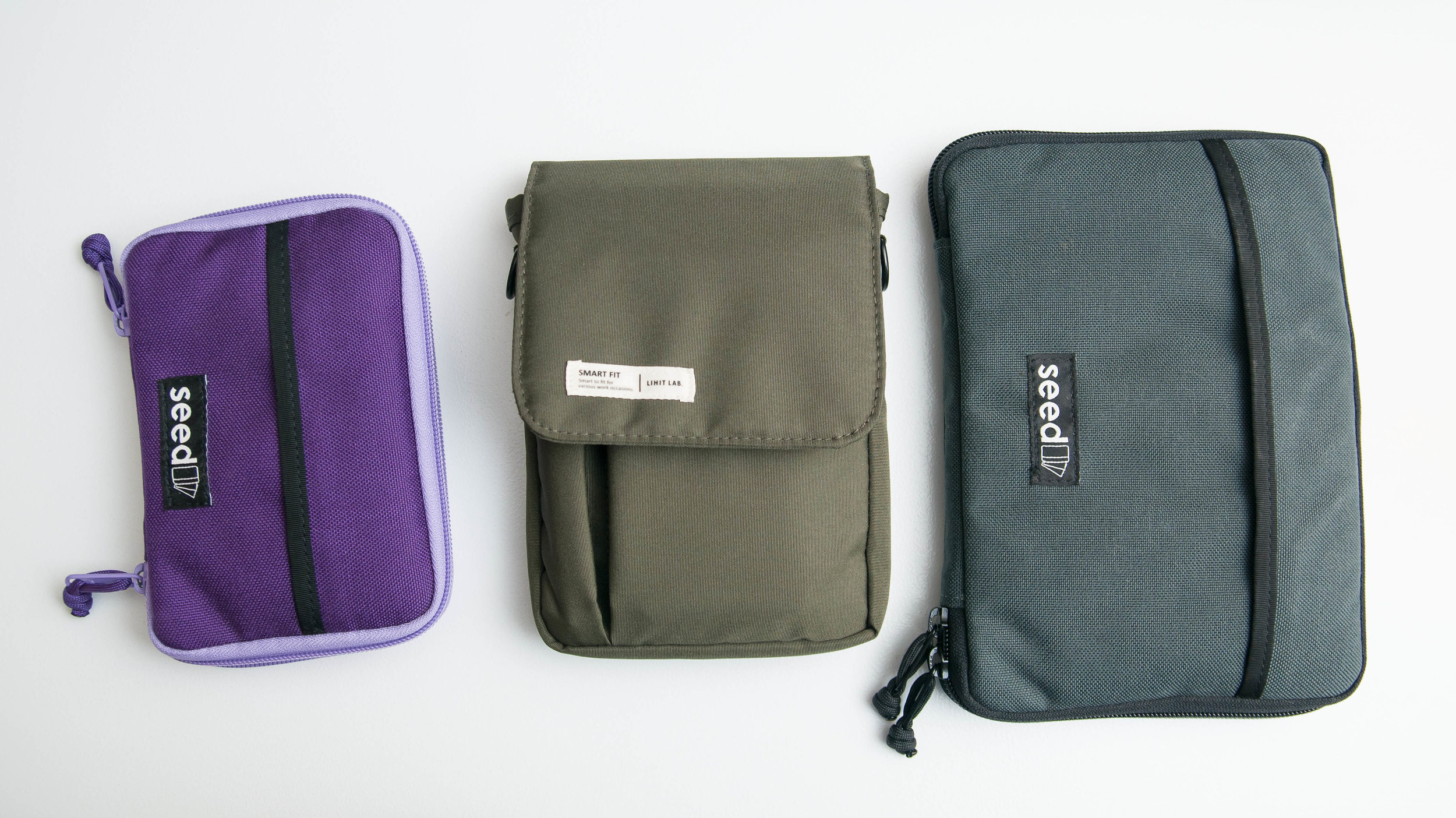 Lihit Lab Smart Fit A6 Carry Pouch Size