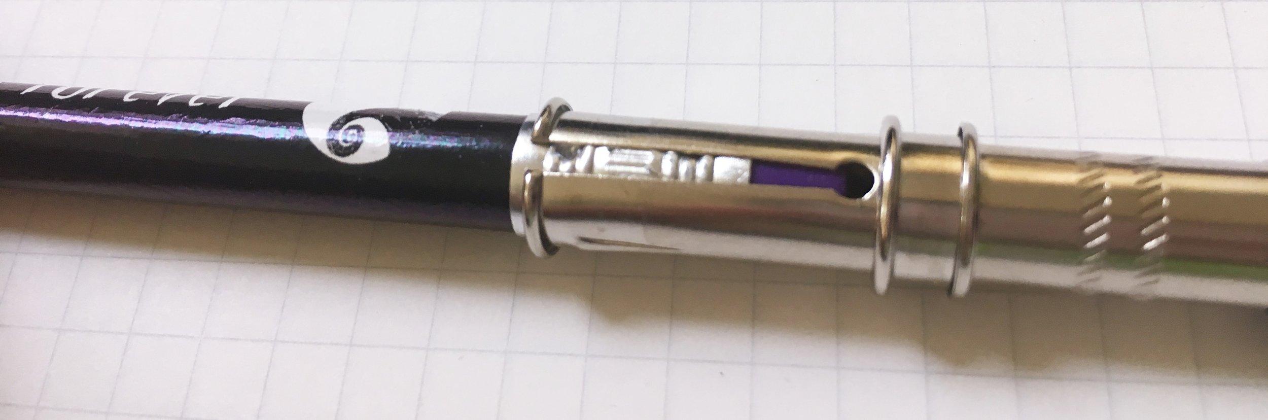 E+M Peanpole Wood Pencil 1