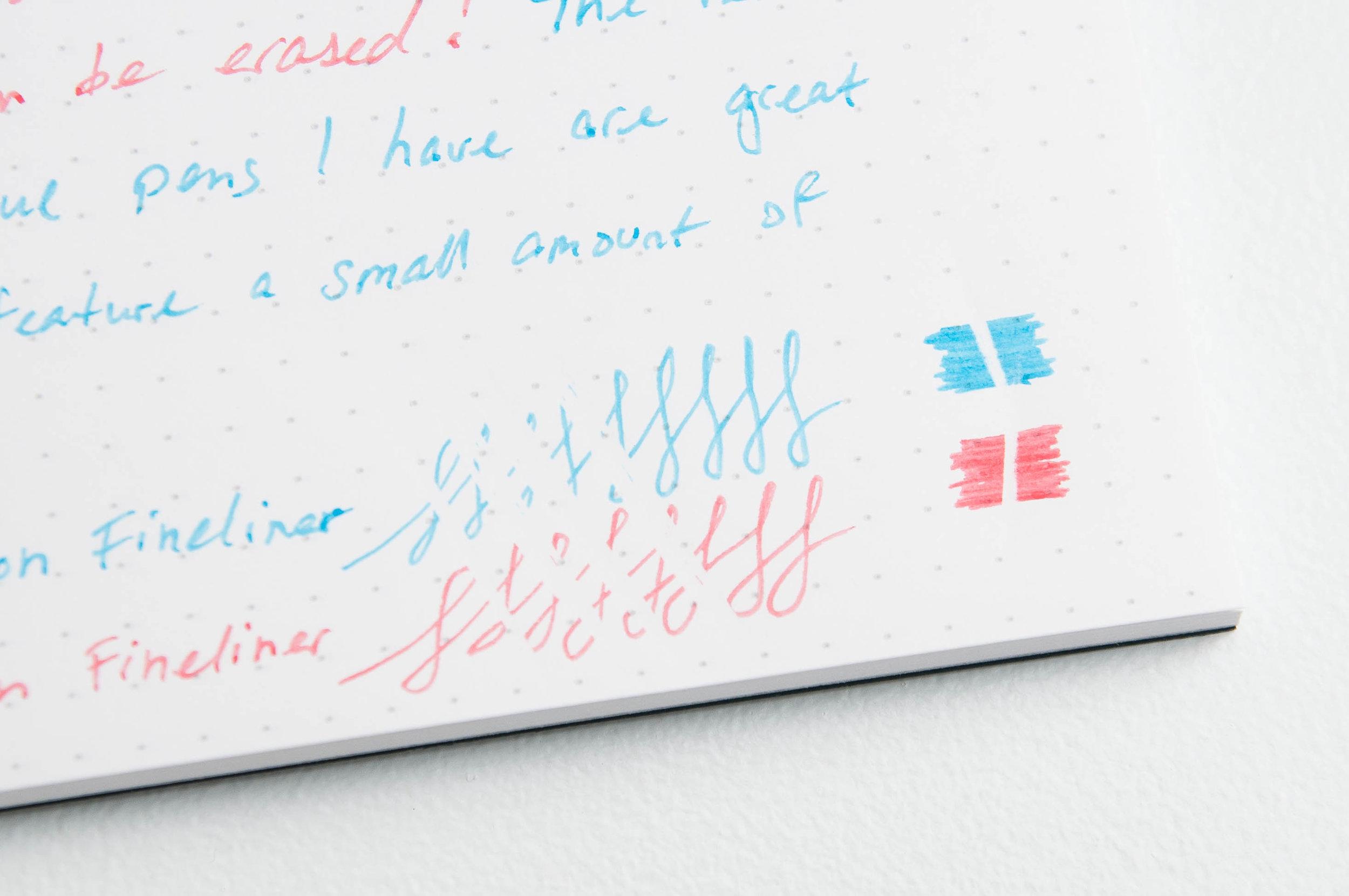 Pilot FriXion Fineliner Eraser