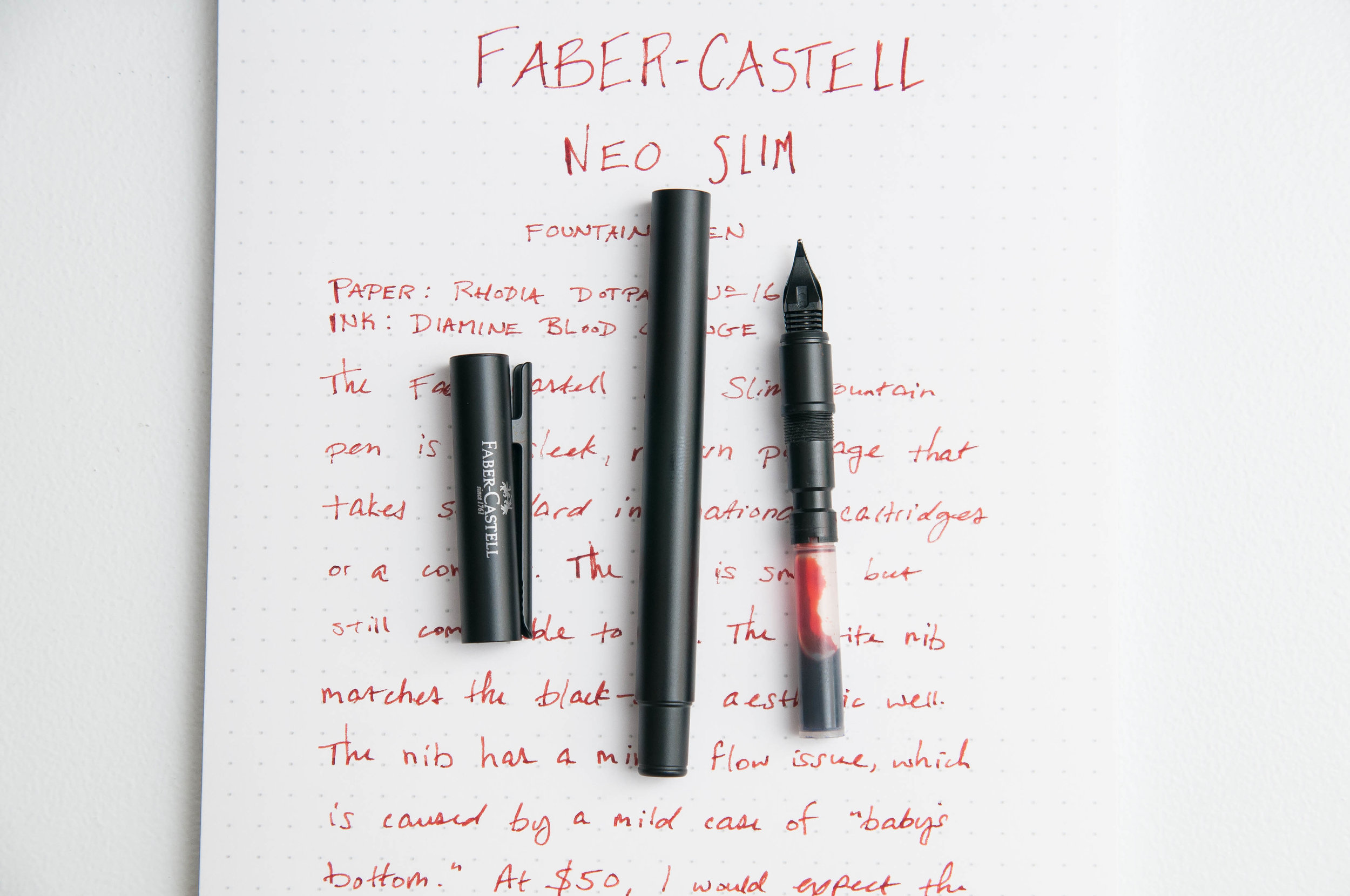 Faber-Castell NEO Slim