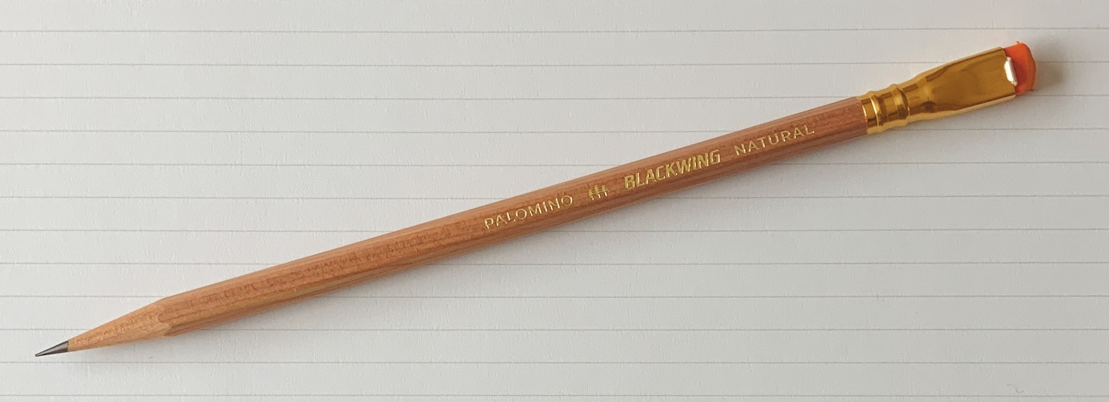 Palomino Blackwing Natural Pencil Review — The Pen Addict