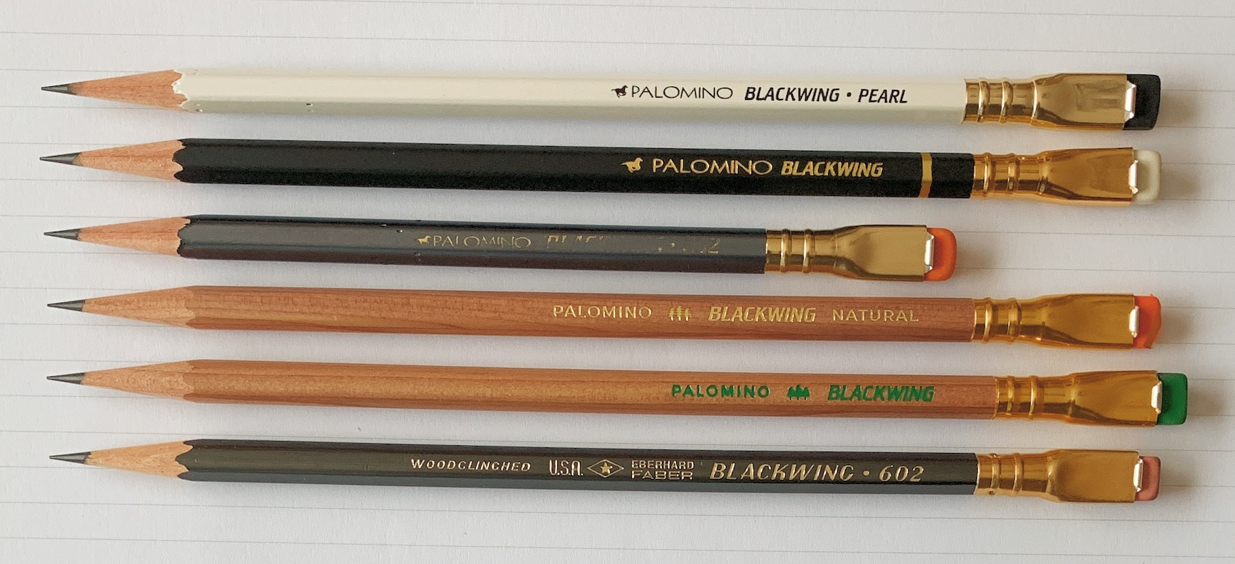 Palomino Blackwing Review