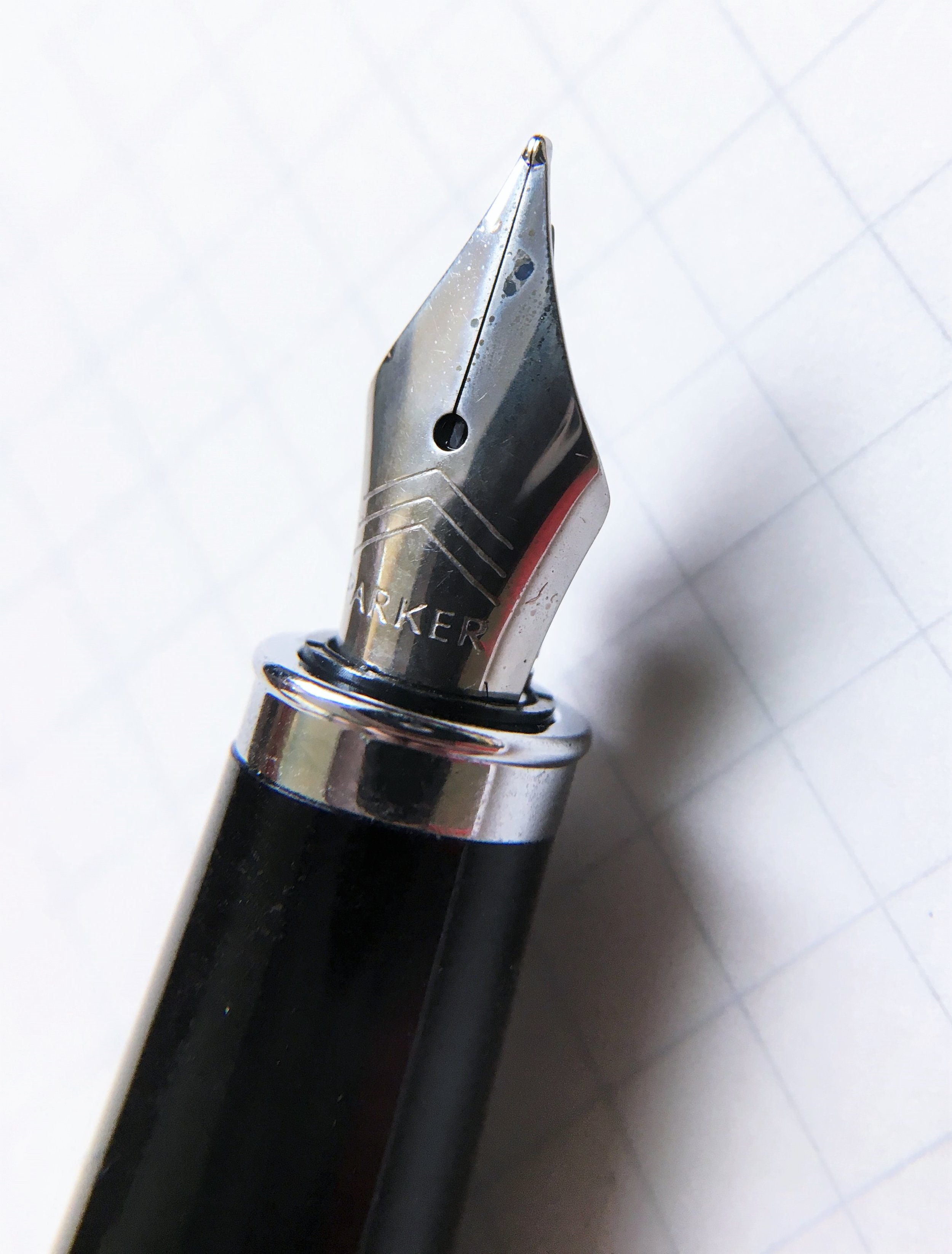 Parker IM Fountain Pen Nib