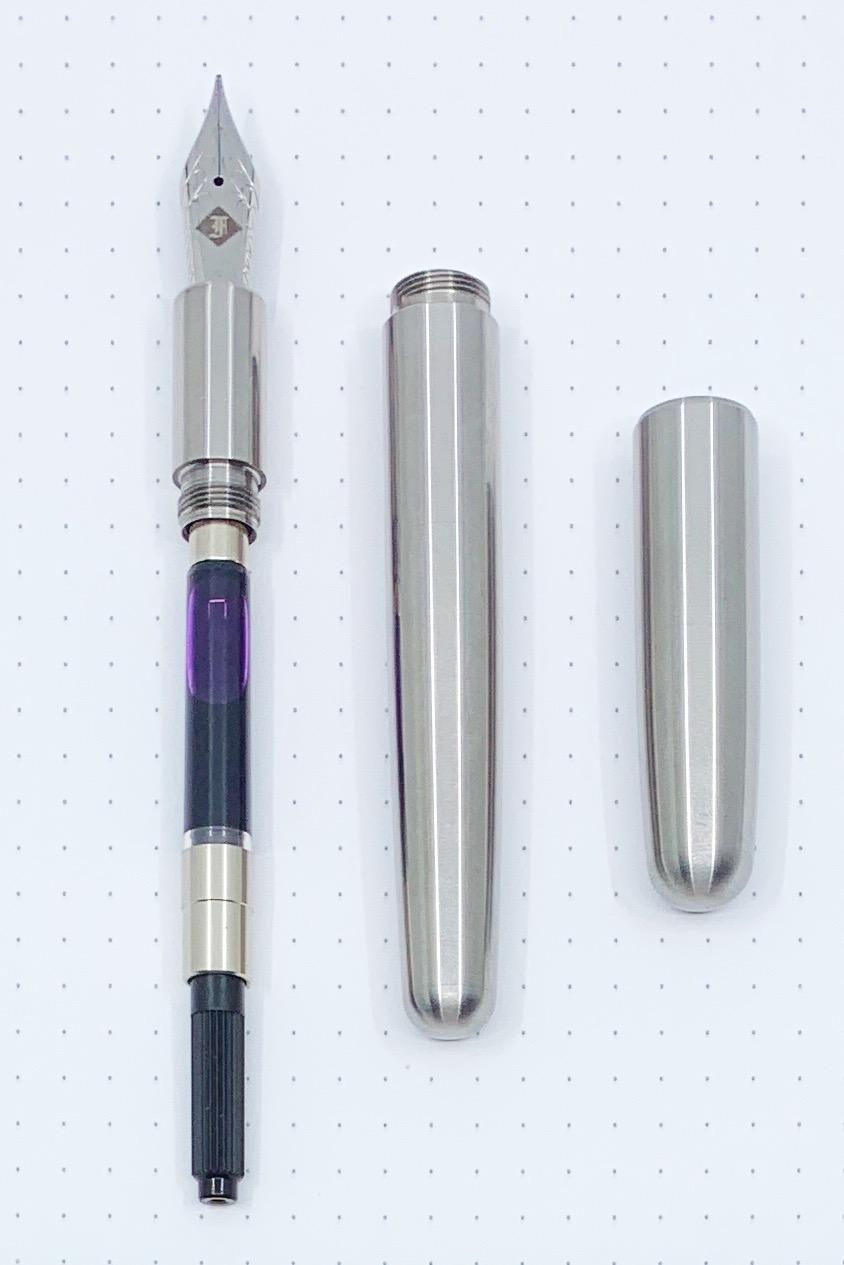 Matthew Martin Fountain Pen Barrel