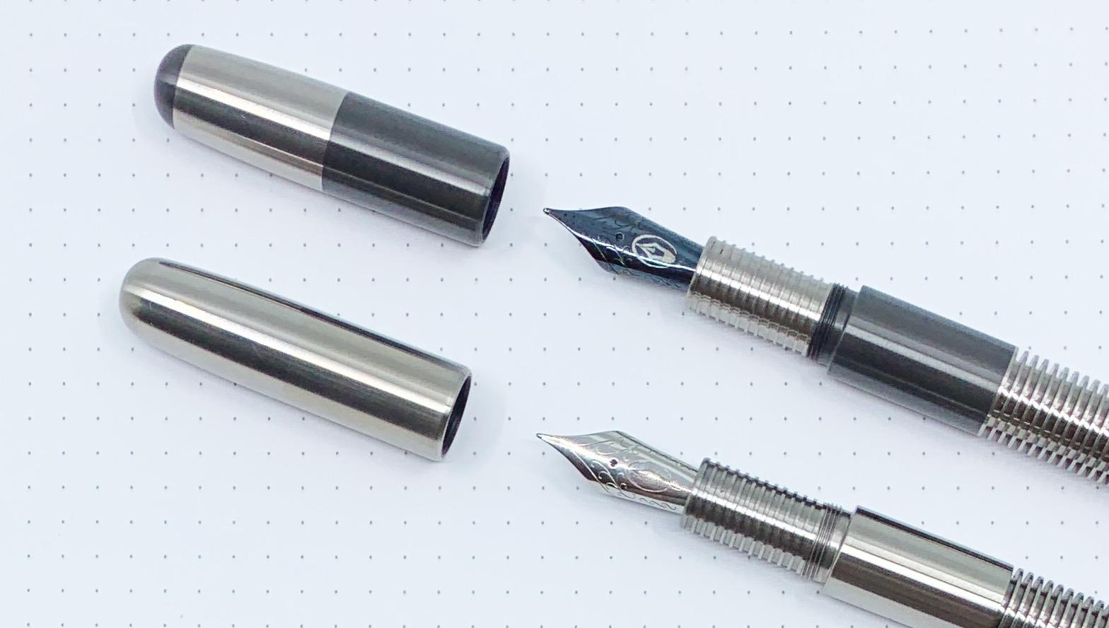Matthew Martin Fountain Pen Cap