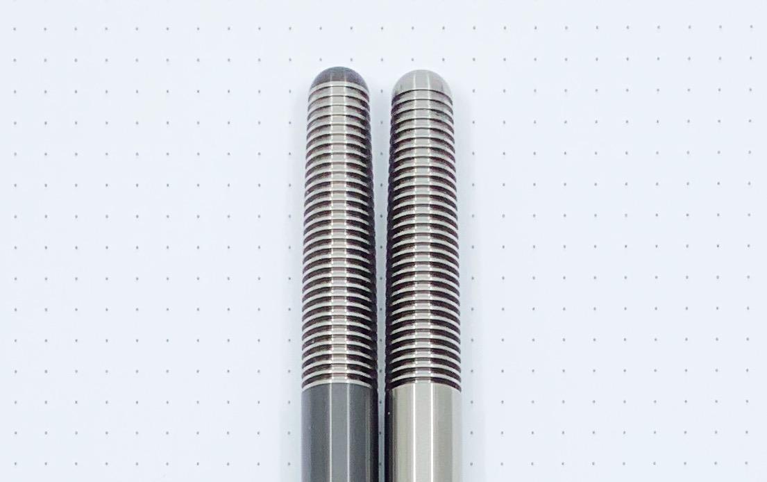 Matthew Martin Fountain Pen Barrel Machining