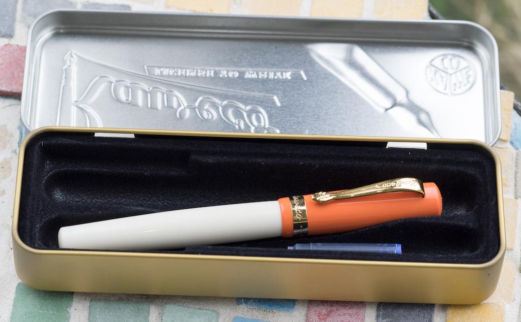 Kaweco Student 70s Soul Fountain Pen Box