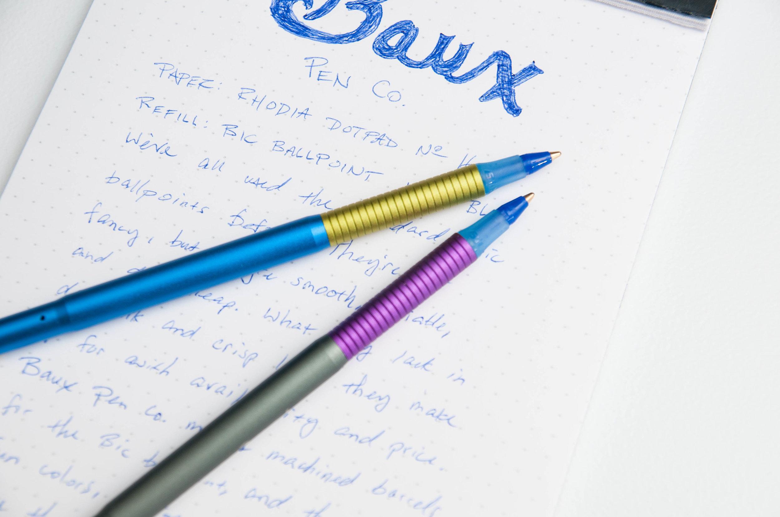 Baux Pen Grip