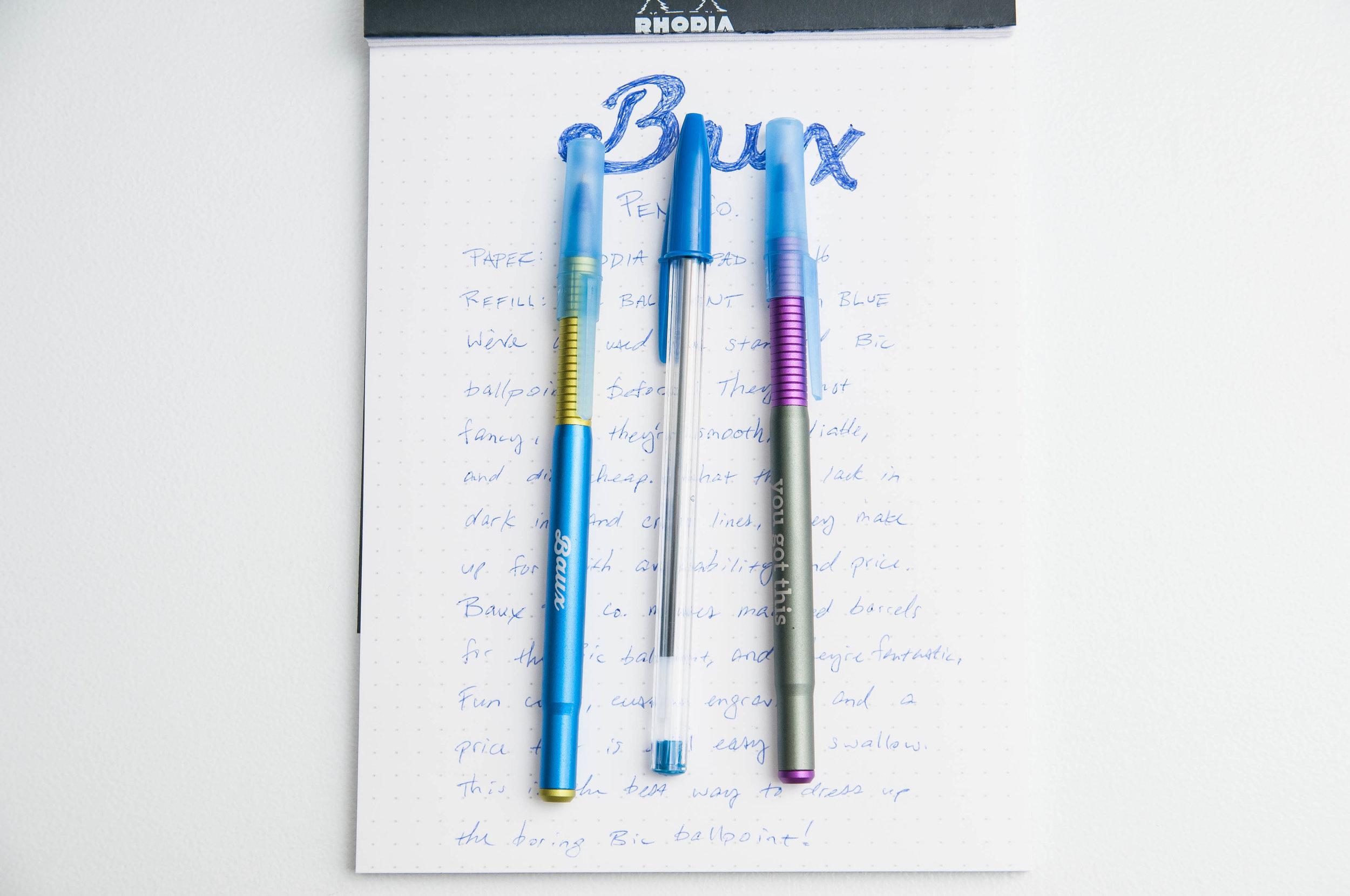 Baux Pen Bic