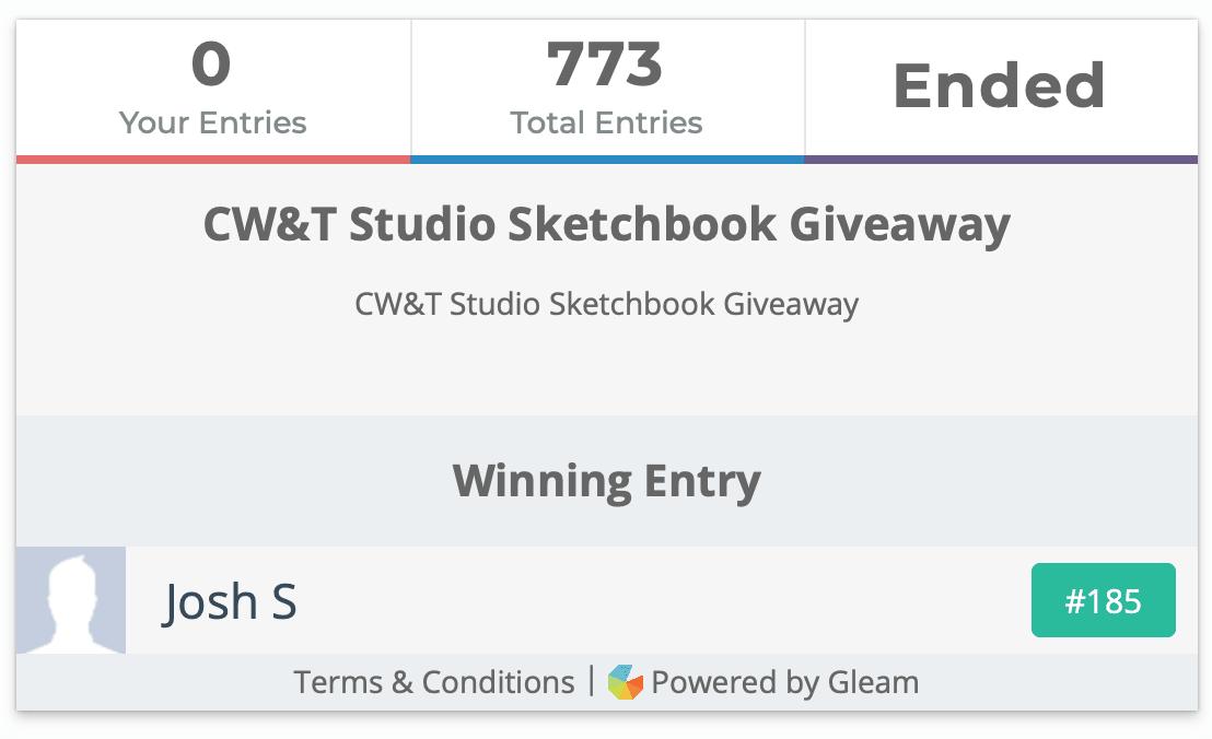 CW&T Sketchbook