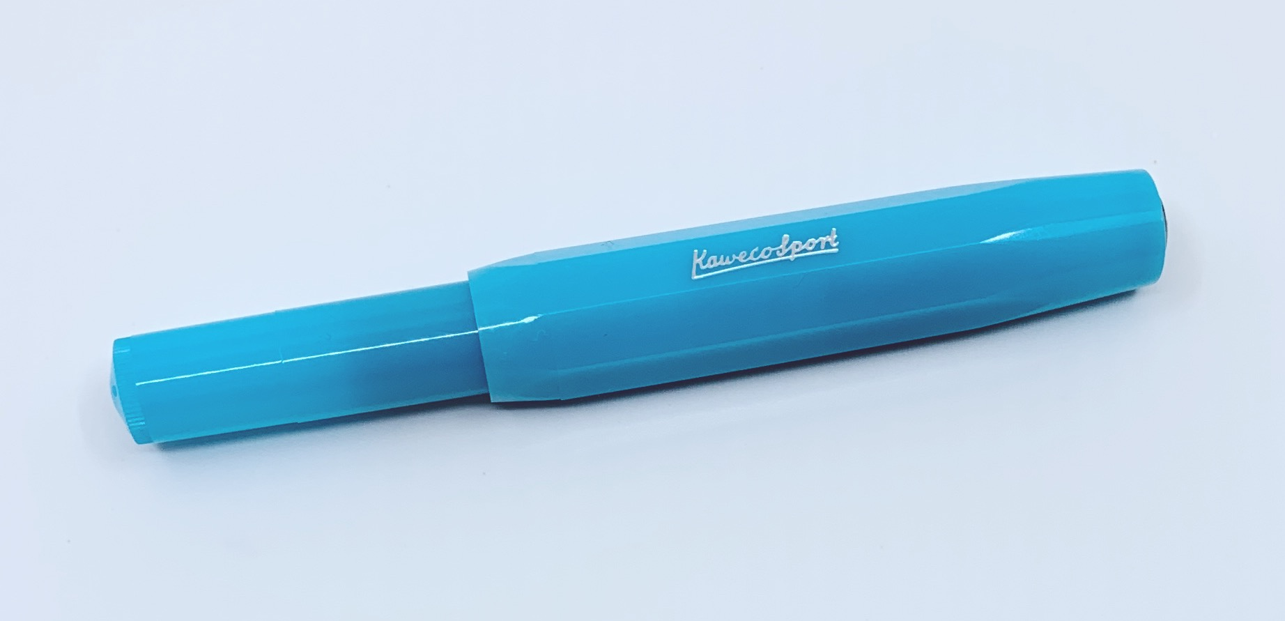 Kaweco Frosted Sport Fountain Pen Review