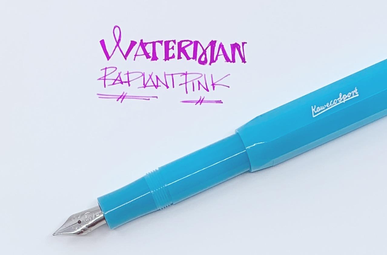 Waterman Radiant Pink