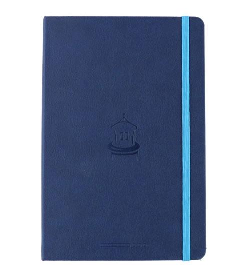 Endless Recorder Notebook, Pen Chalet Edition