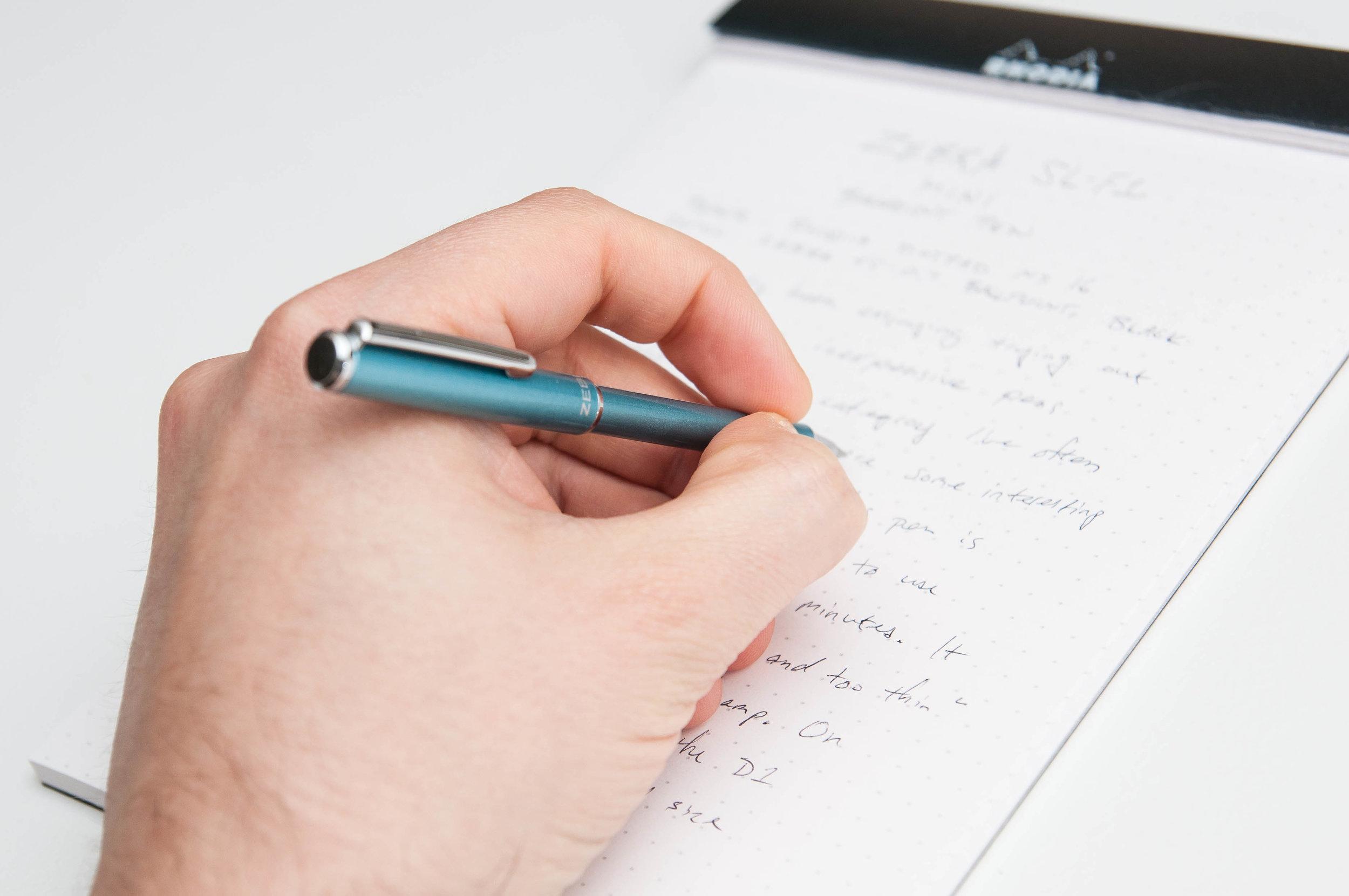 Zebra SL-F1 Mini Ballpoint Pen