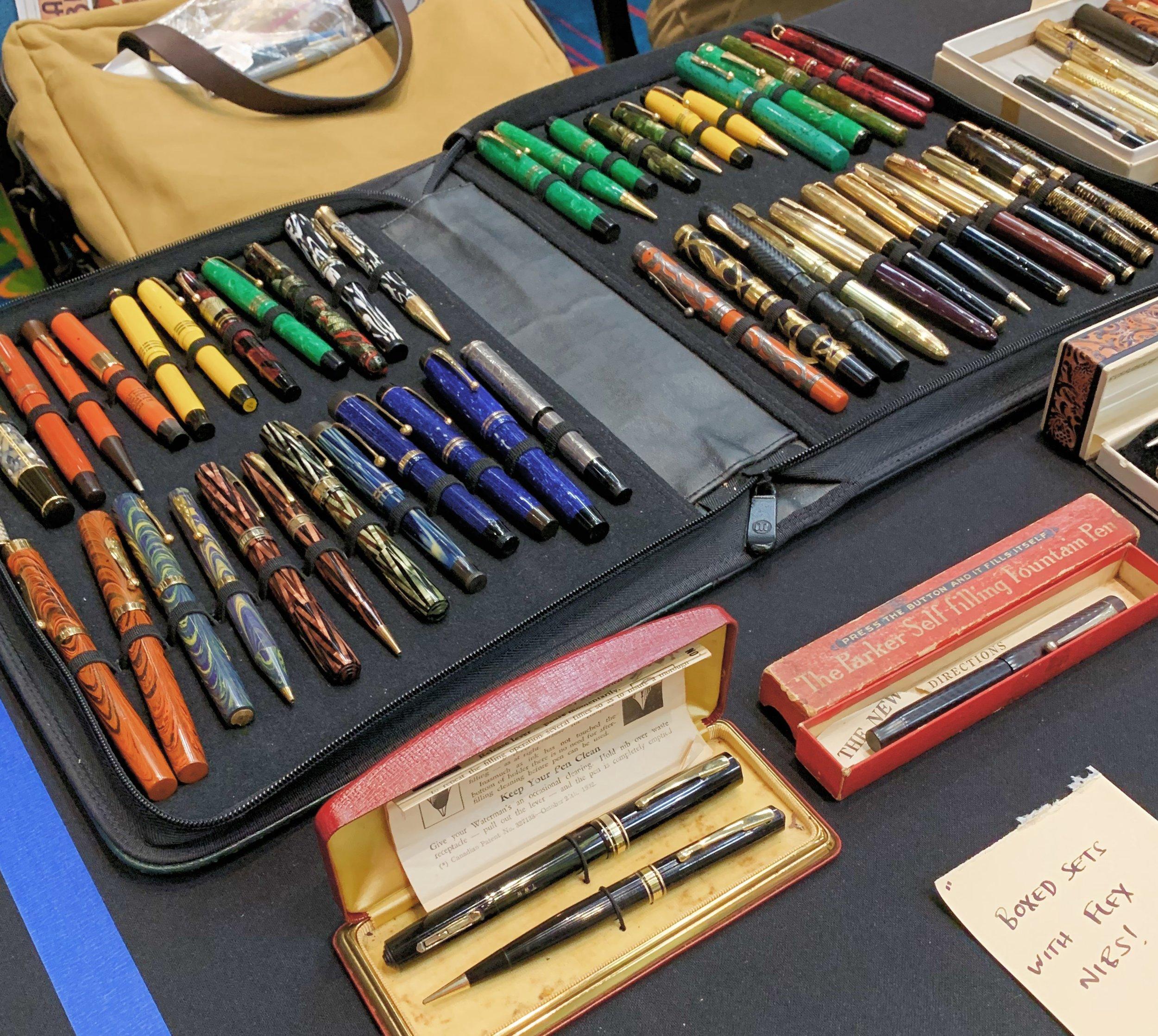 Pen Show Pens