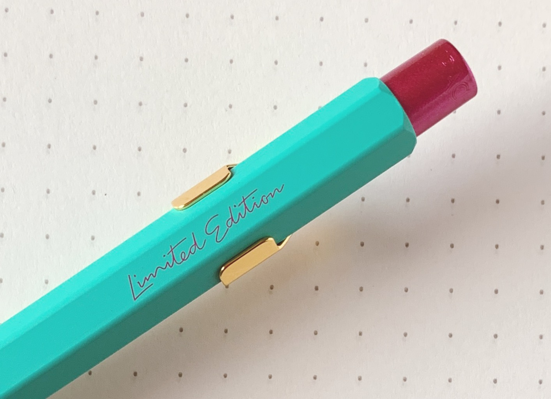 Caran d'Ache 849 Claim Your Style Ballpoint Pen