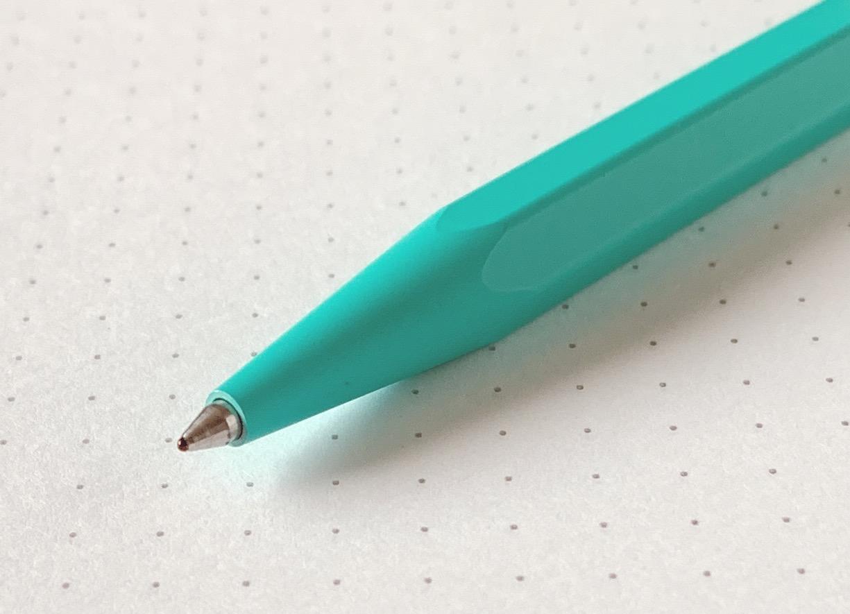 Caran d'Ache 849 Claim Your Style Ballpoint Pen Tip