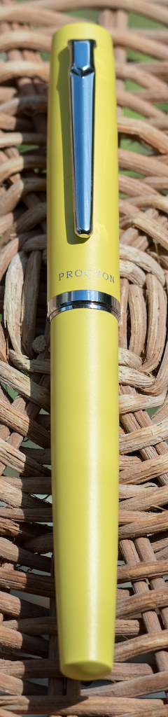 Platinum Procyon Fountain Pen Barrel