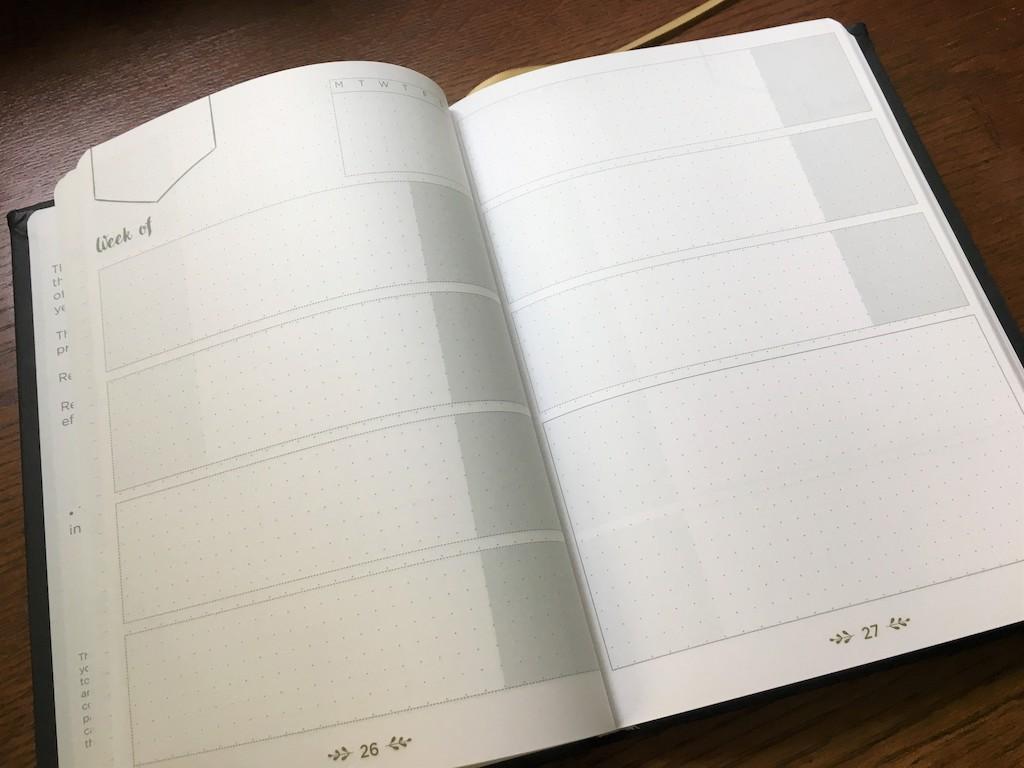 Quo Vadis Life Journal Infinite Week
