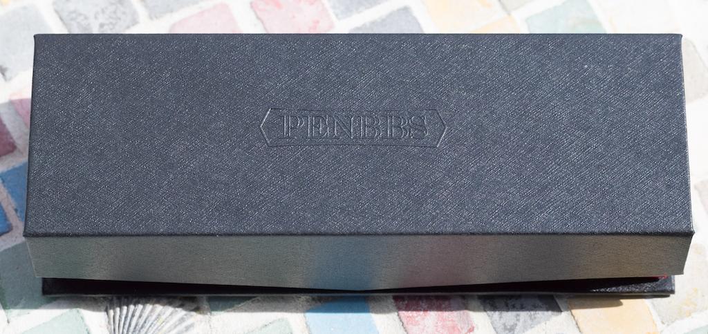 PenBBS 309 Piston Filler Packaging