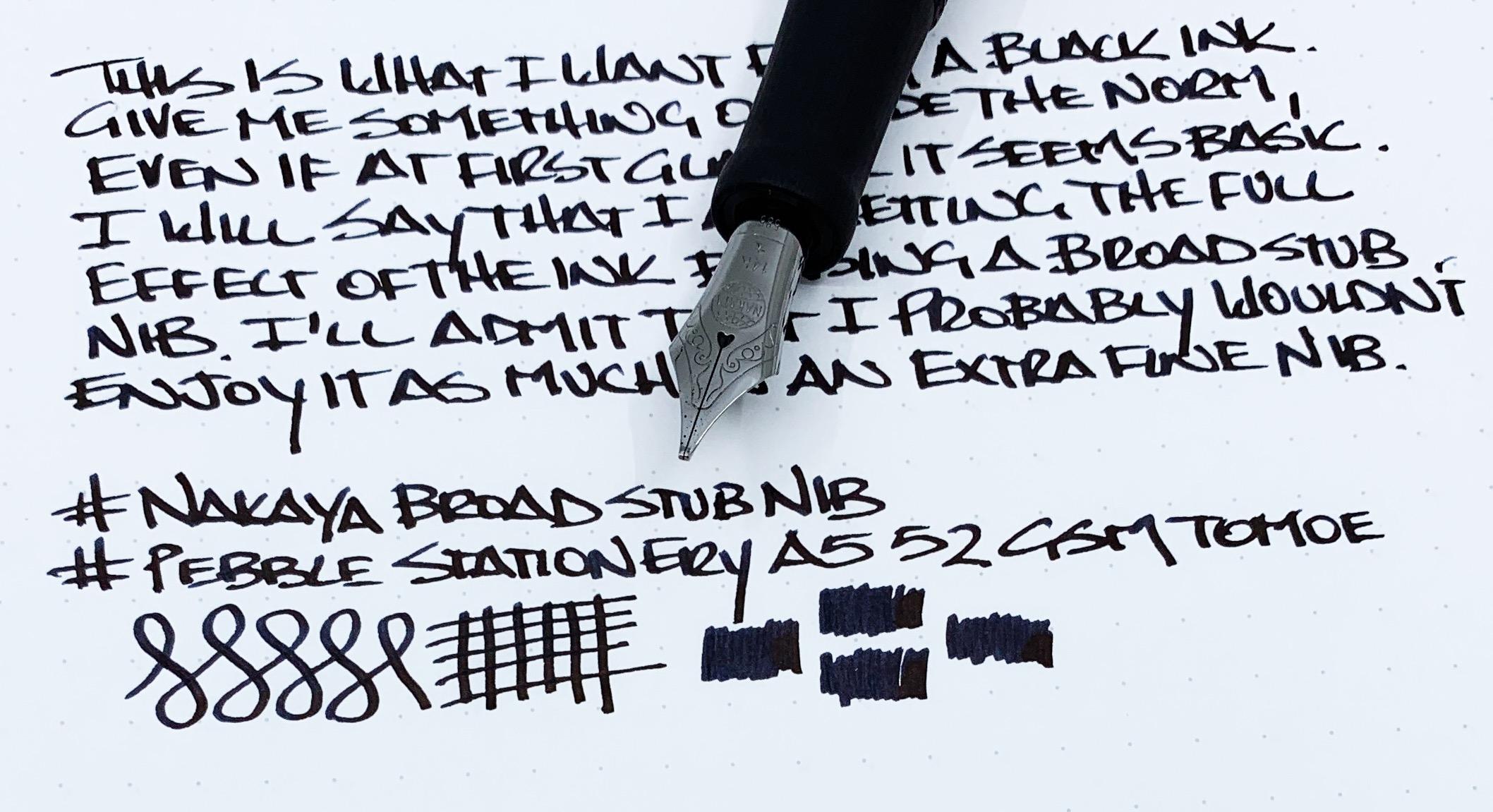 Kyo No Oto Nurebairo Ink Lines