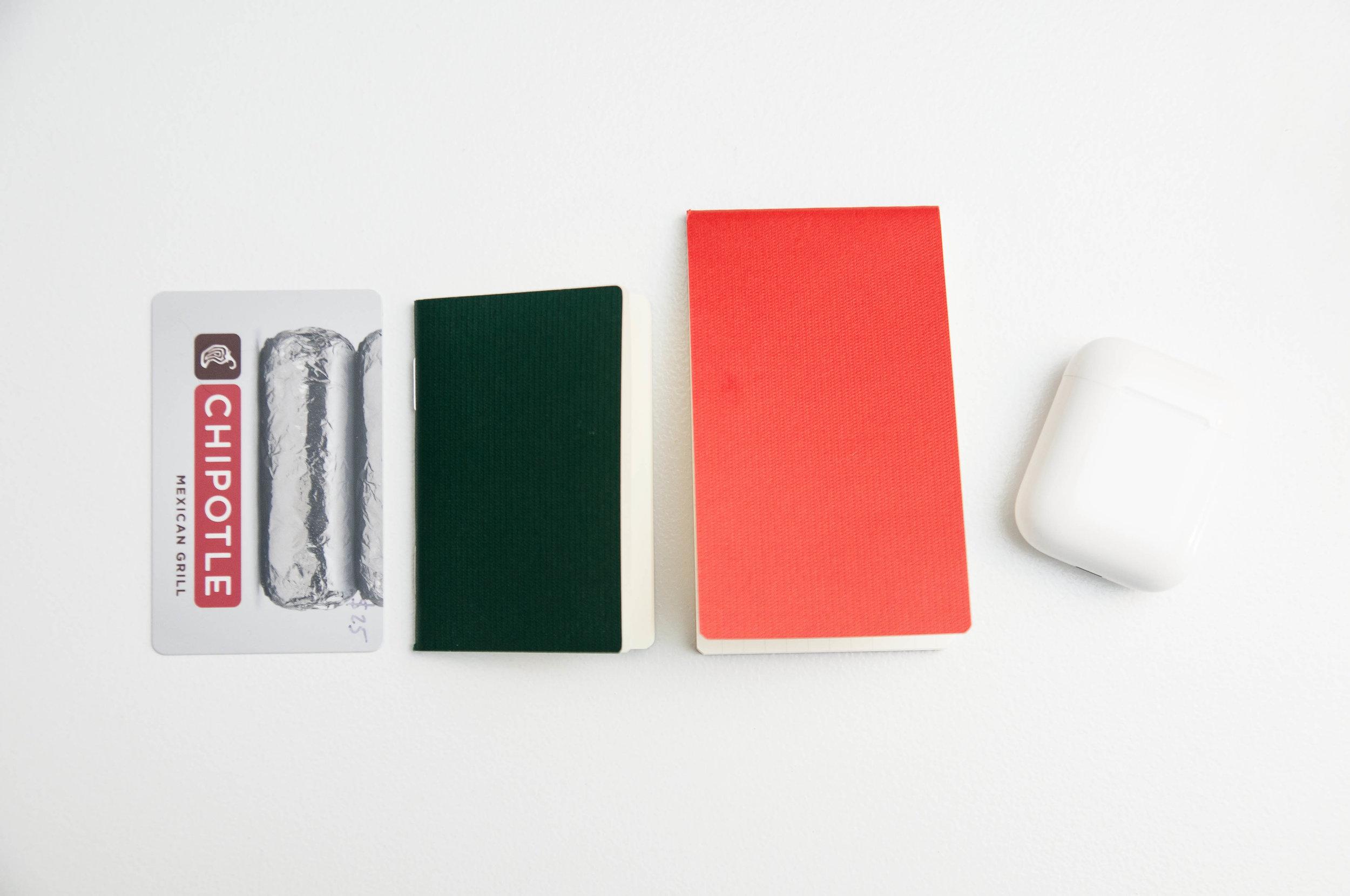 Maruai Basic Notebooks Pocket