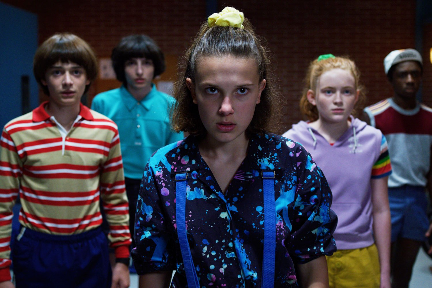 Stranger Things, via Netflix