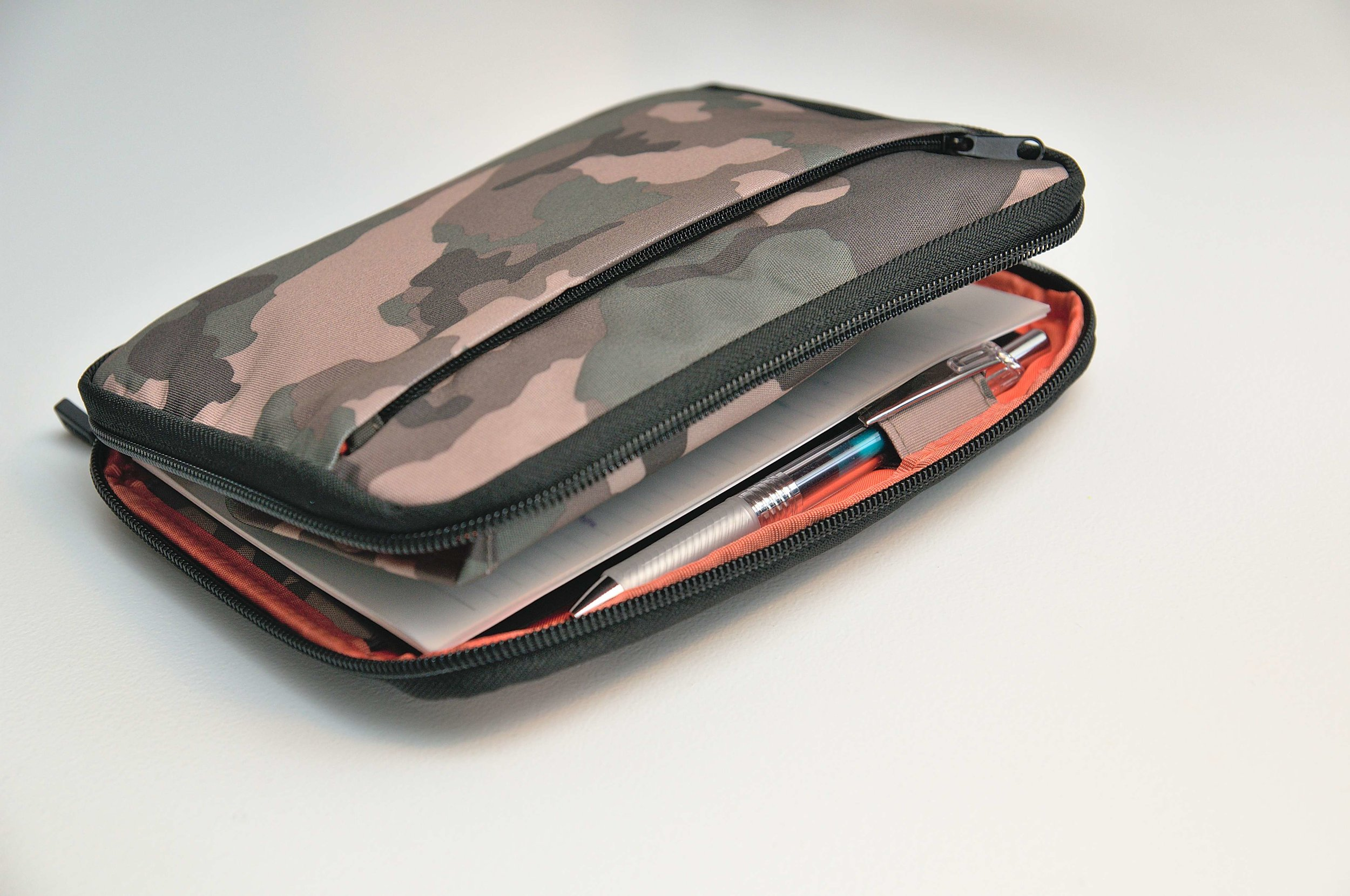 Lihit Lab Smart Fit B6 Carrying Pouch