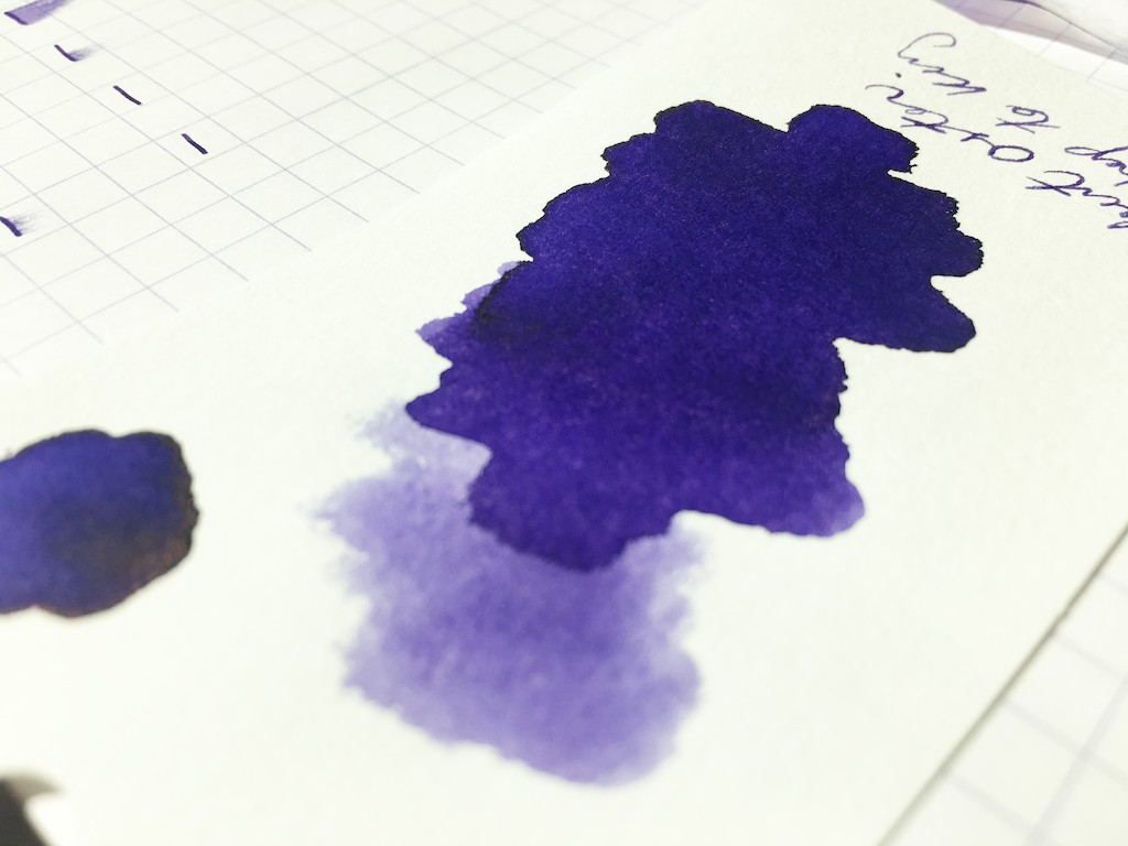 Robert Oster Bishop to King Fountain Pen Ink
