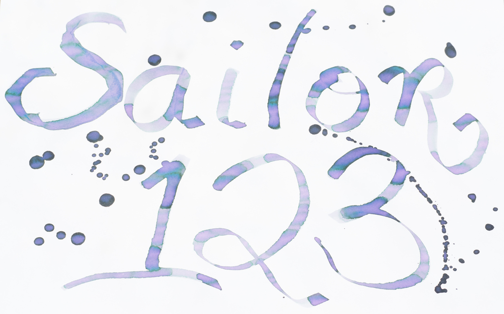 Sailor Ink Studio 123 Print