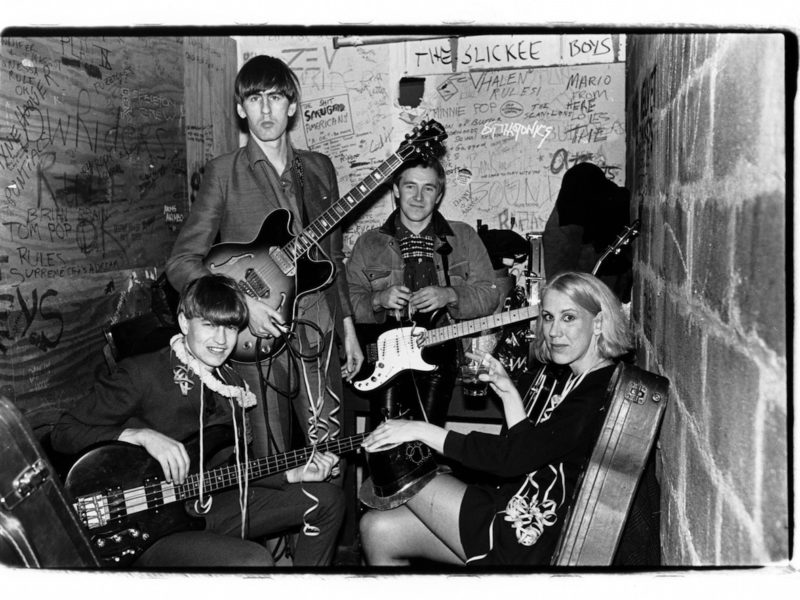 Australian movies and music were also a topic. The Go-Betweens, via    The Adelaide Review   .